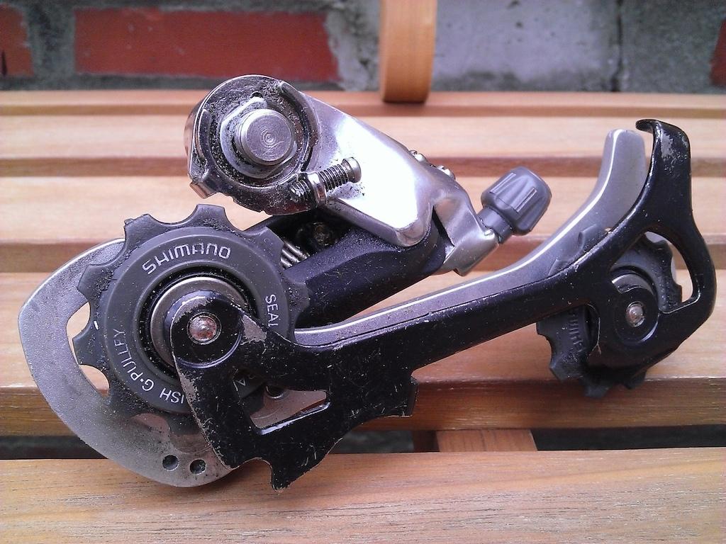 Deore XT M739 rear mech