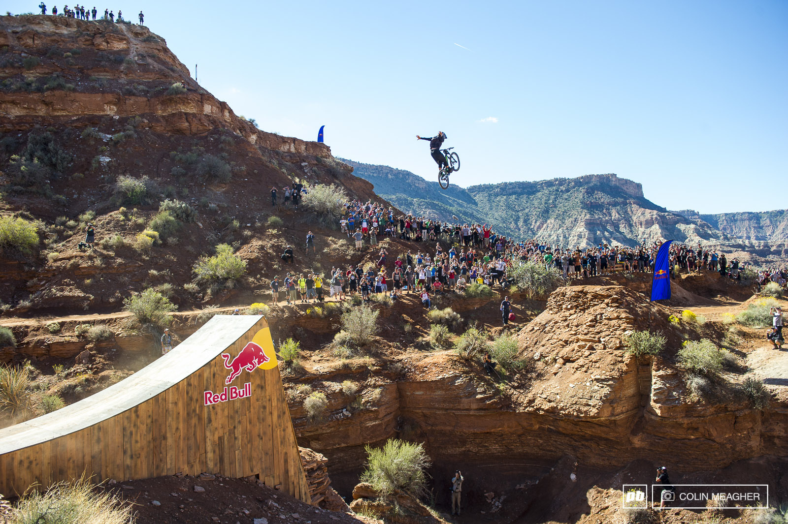 Throwing down Aggy sending it. 57 feet. Almost 20 meters. And a suicide no hander Sick