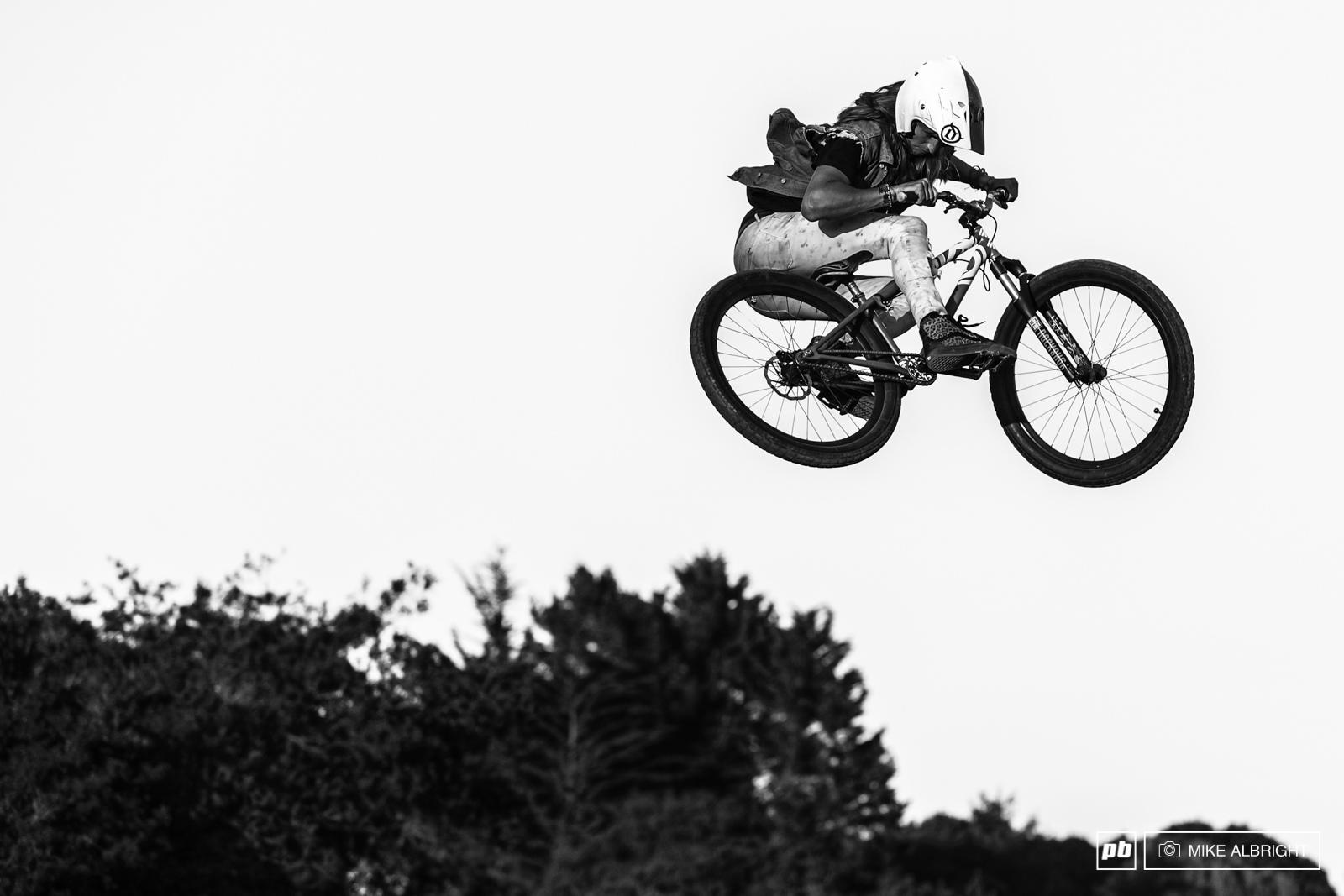Cody Gessel - 2014 Santa Cruz Mountain Bike Festival