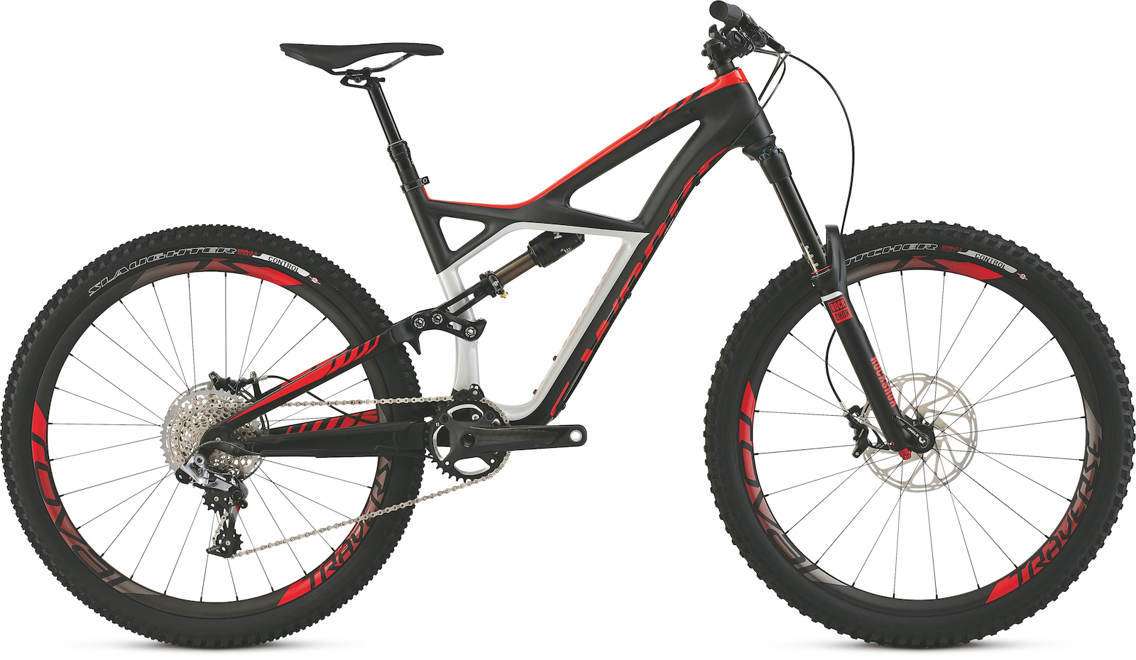 Specialized S-Works Enduro 650, 2015