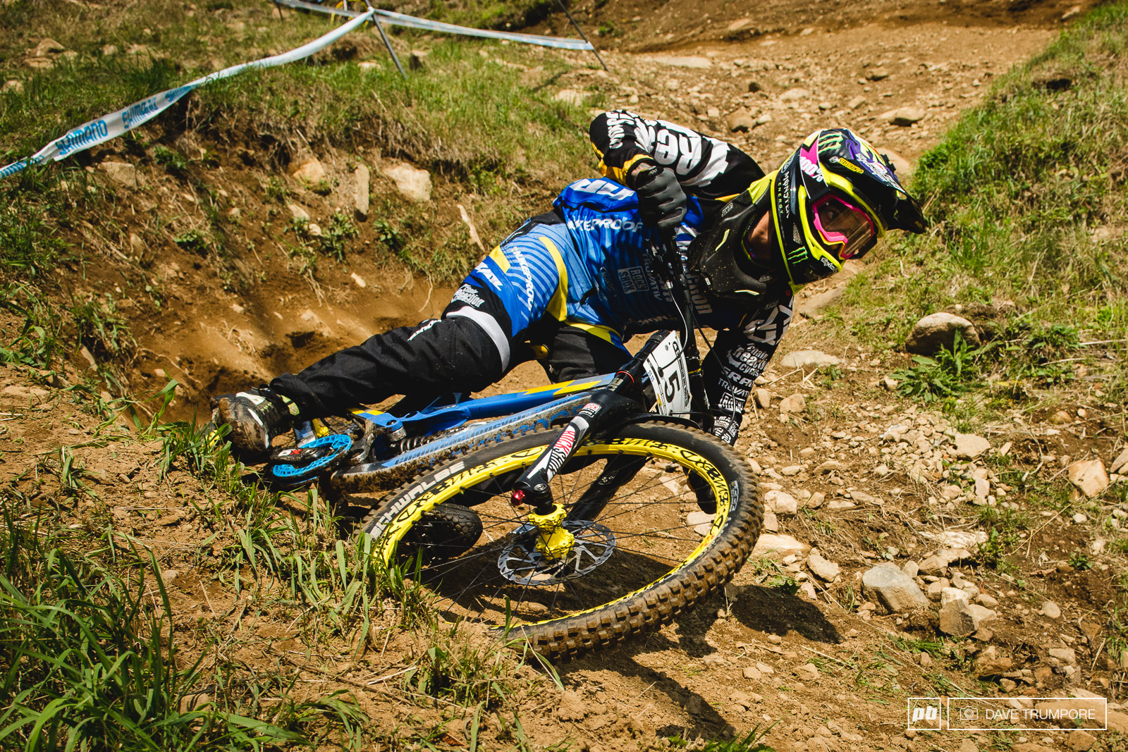 The last time Sam Hill won a major race it was 2010 World Champs at MSA. The last time he won a World Cup was here at MSA in 2009. It s only fitting that the same venue would end his dry spell.