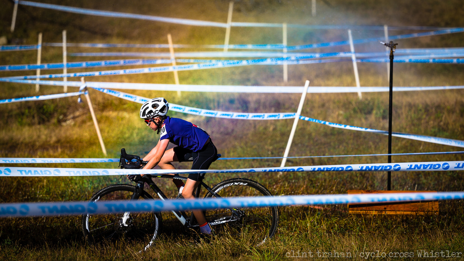 CycloCross Whistler 2014. Clint Trahan Photo.