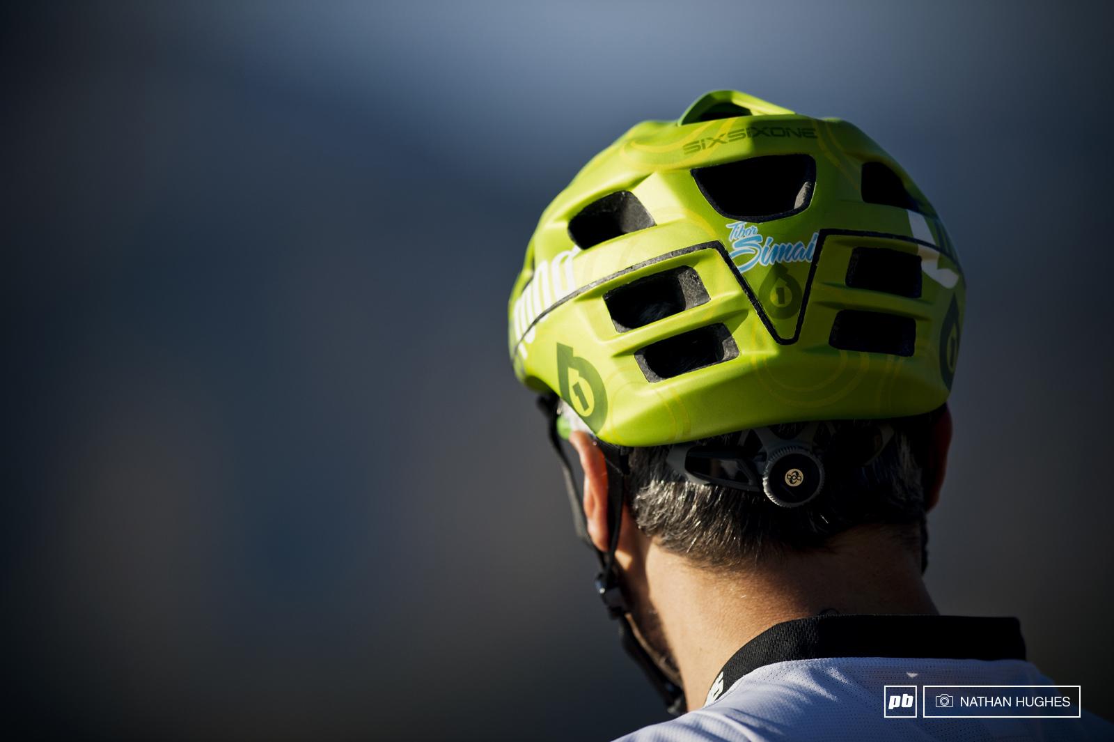 Tibor helmet