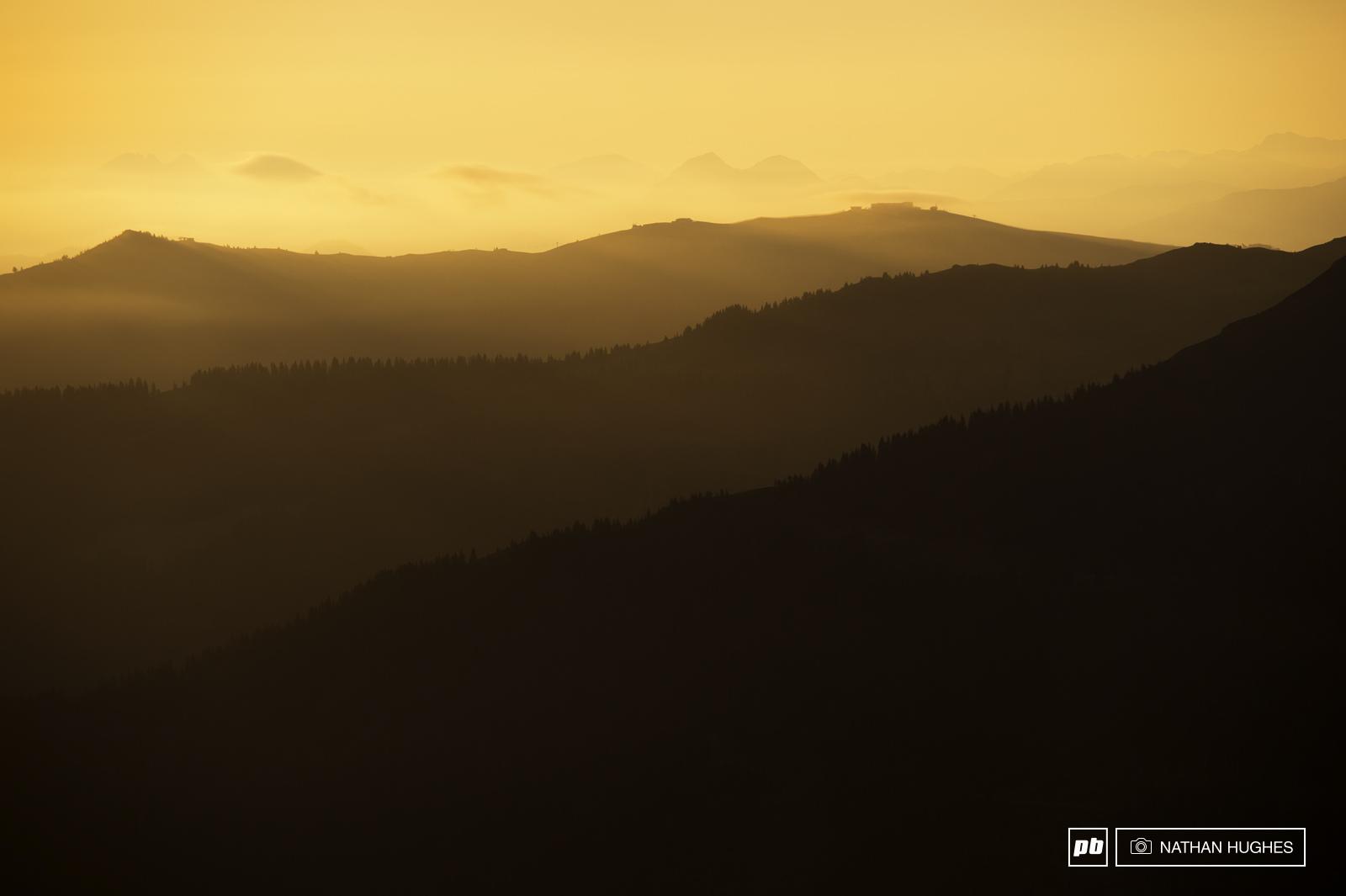 Dawn till Dusk - Simai s Saalbach