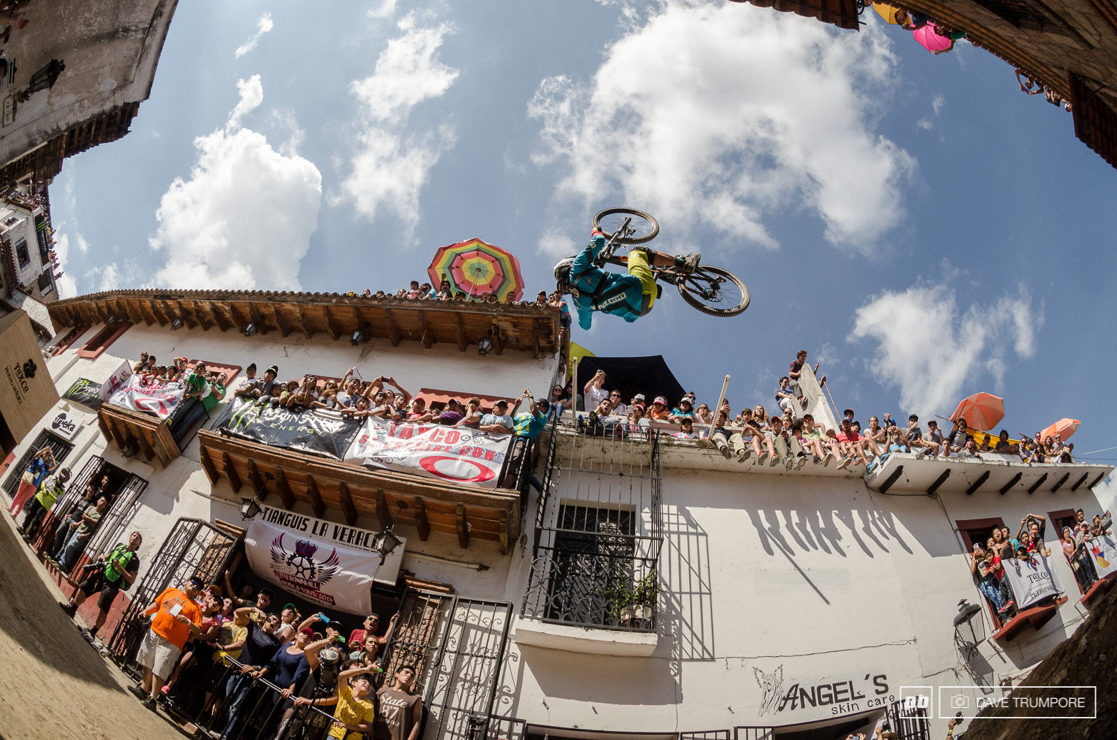 Antoine Bizet won best trick with a massive front flip for the 2ns year in a row.