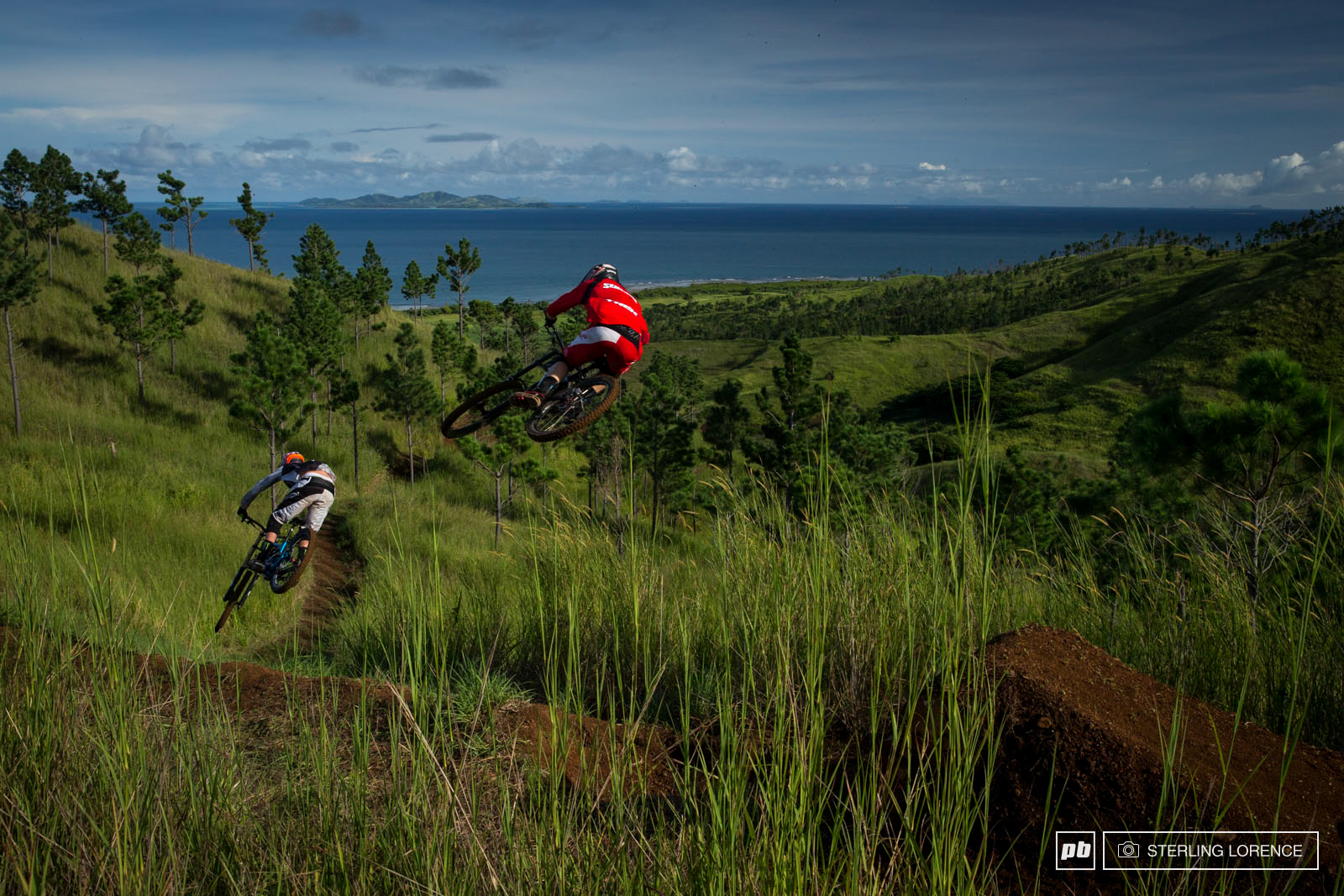 the Fiji segment to the film Rad Company by Freeride Entertainment