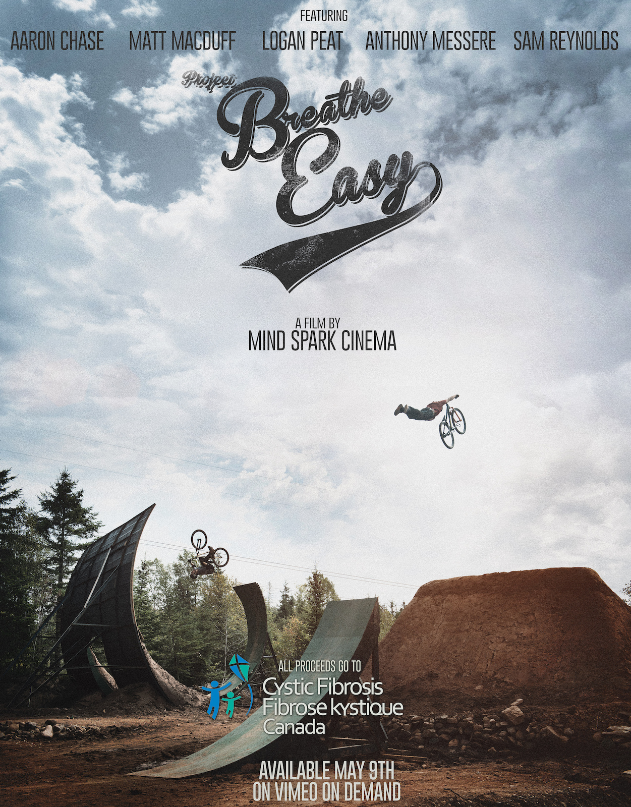 Matt MacDuff s Project Breathe Easy. Starring Matt MacDuff Aaron Chase Anthony Messere Logan Peat and Sam Reynolds.