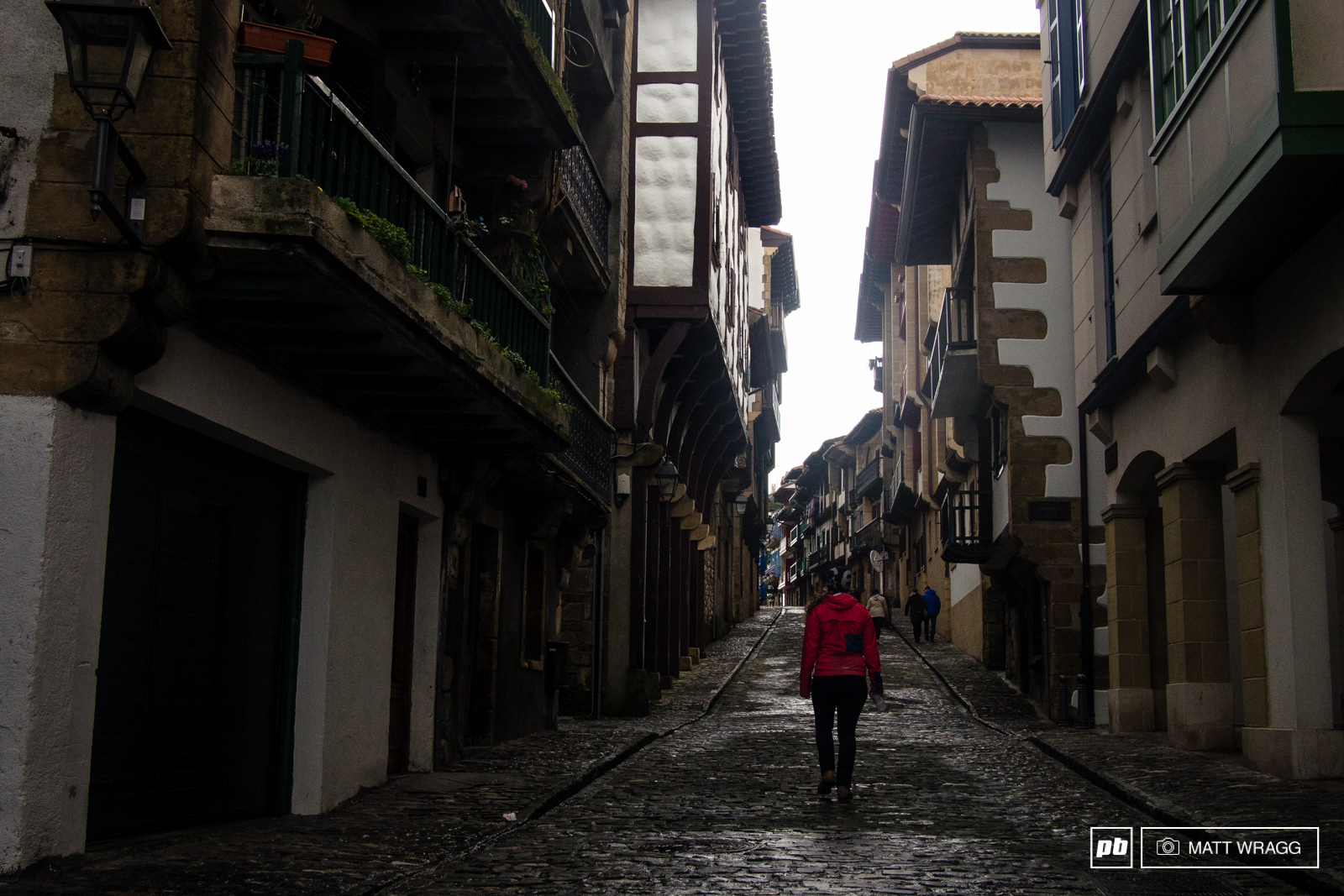 Basque Country trip January 2015.
