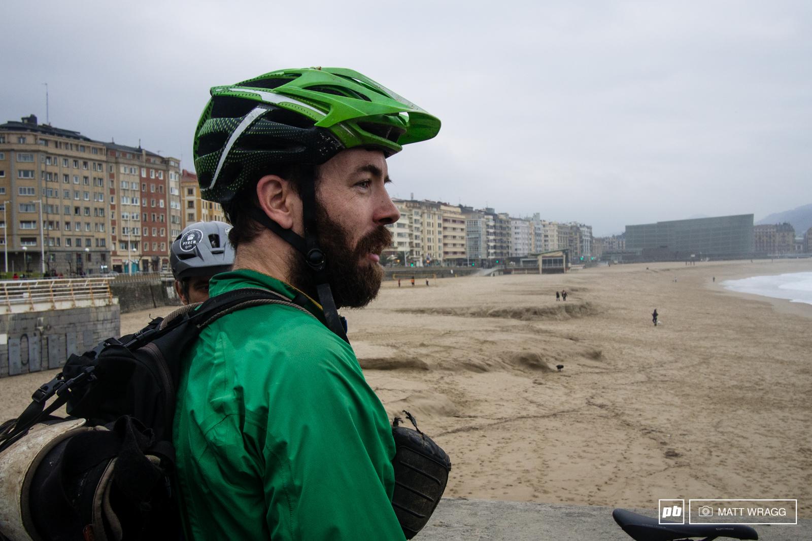 Basque Country trip Janaury 2015