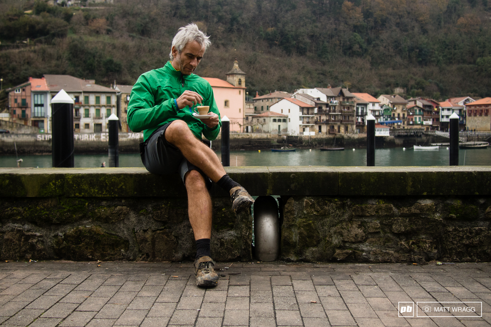 Basque Country trip January 2015