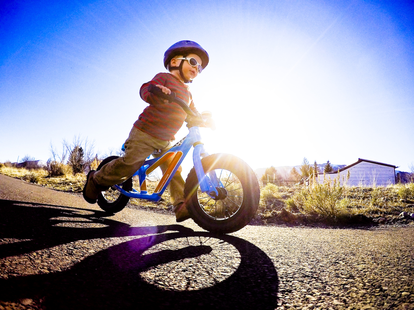 Duncan is 2.5 years old and asks me every day to ride his Production Privee Mini CG. Hopefully he's channeling Gracia's athleticism on the bike.This was my first time using the GoPro Silver and it was magic.