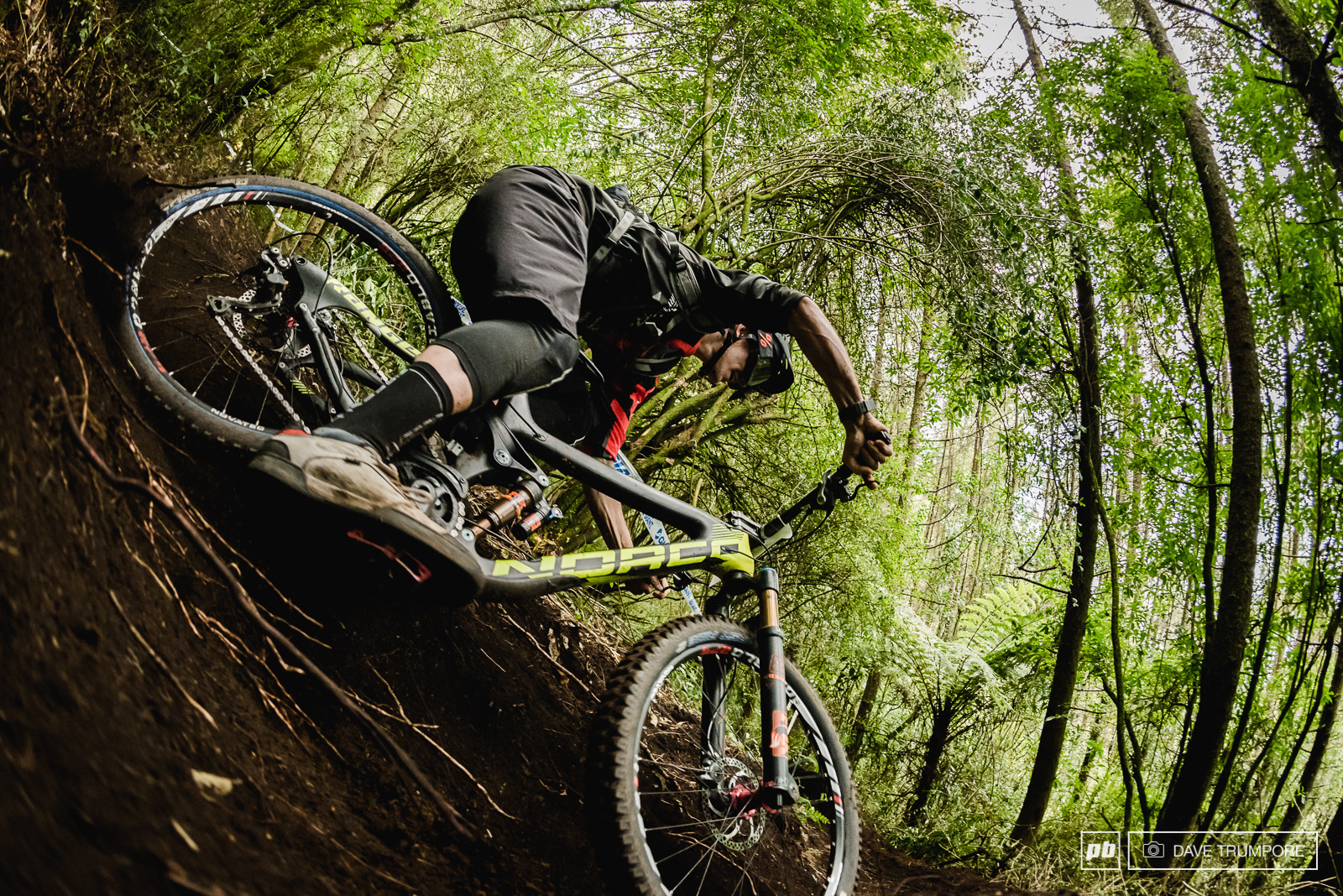 The signature style of Sam Blenkinsop is unmistakeable. Could Blenki be the dark horse this weekend on his home turf