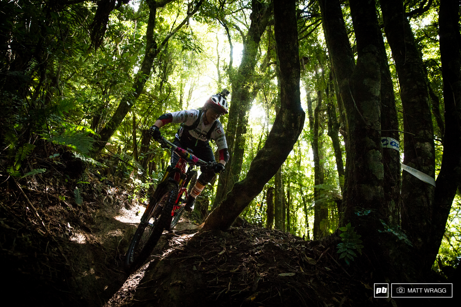 Practice EWS 1 2015 Rotorua New Zealand.