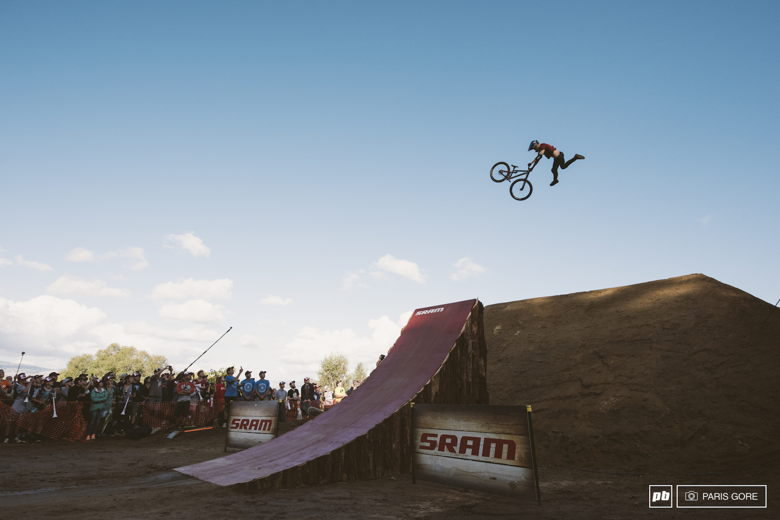 Martin Soderstrom 360 Double Tailwhip over the final booter proving that he is back and going to be a regular threat.