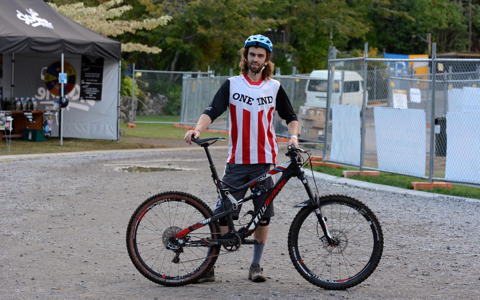 EWS 1 Pro Bike Rides
