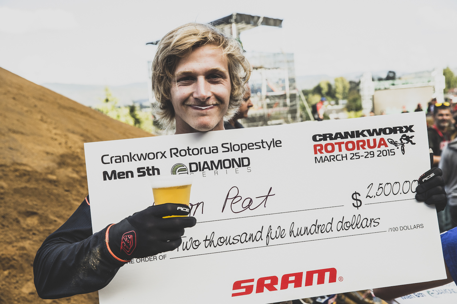 Crankworx Rotorua Slopestyle