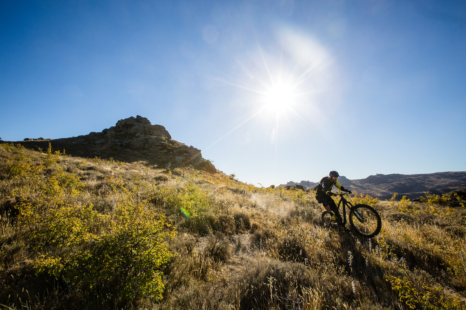 Fabien Barel Presents Chasing Gold with Sam Hill