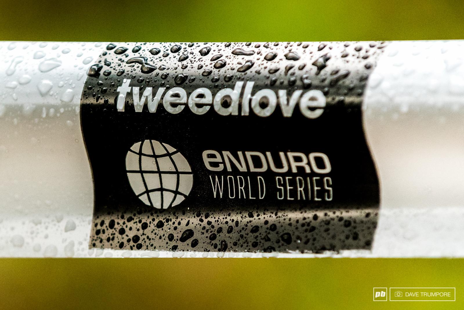 Welcome to the wet and Wild Tweedlove EWS.