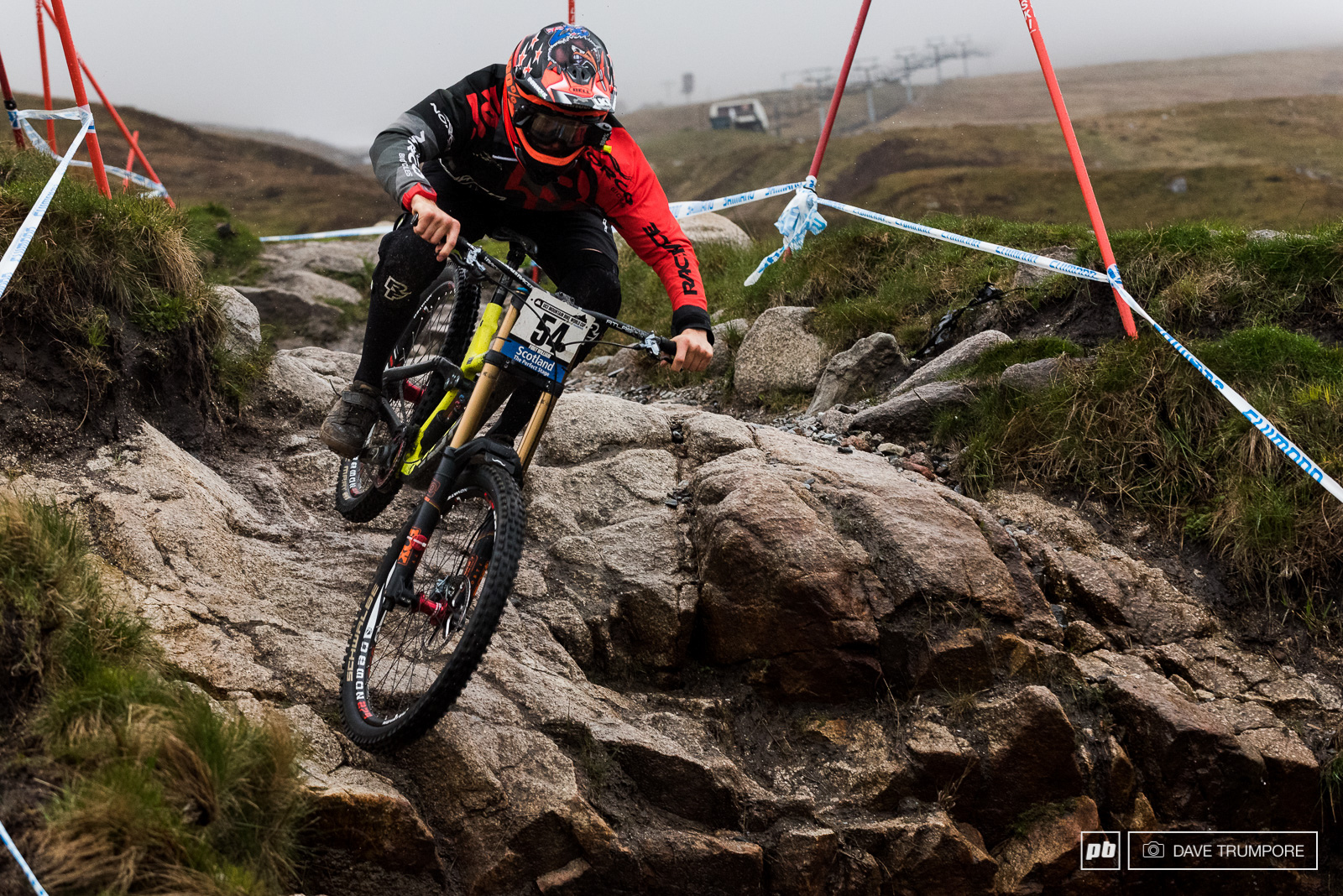 After a rough start to the season Sam Blenkinsop finally landed himself a spot of the podium and with it a much lower number plate for Leogang next weekend.