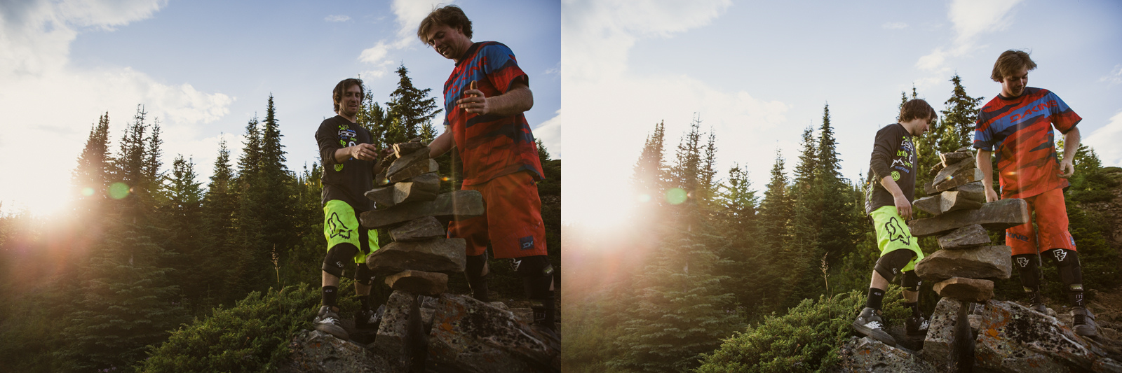 Images for the article on Vernon which is in the North part of the Okanagan and close to Silver Star Bike Park.