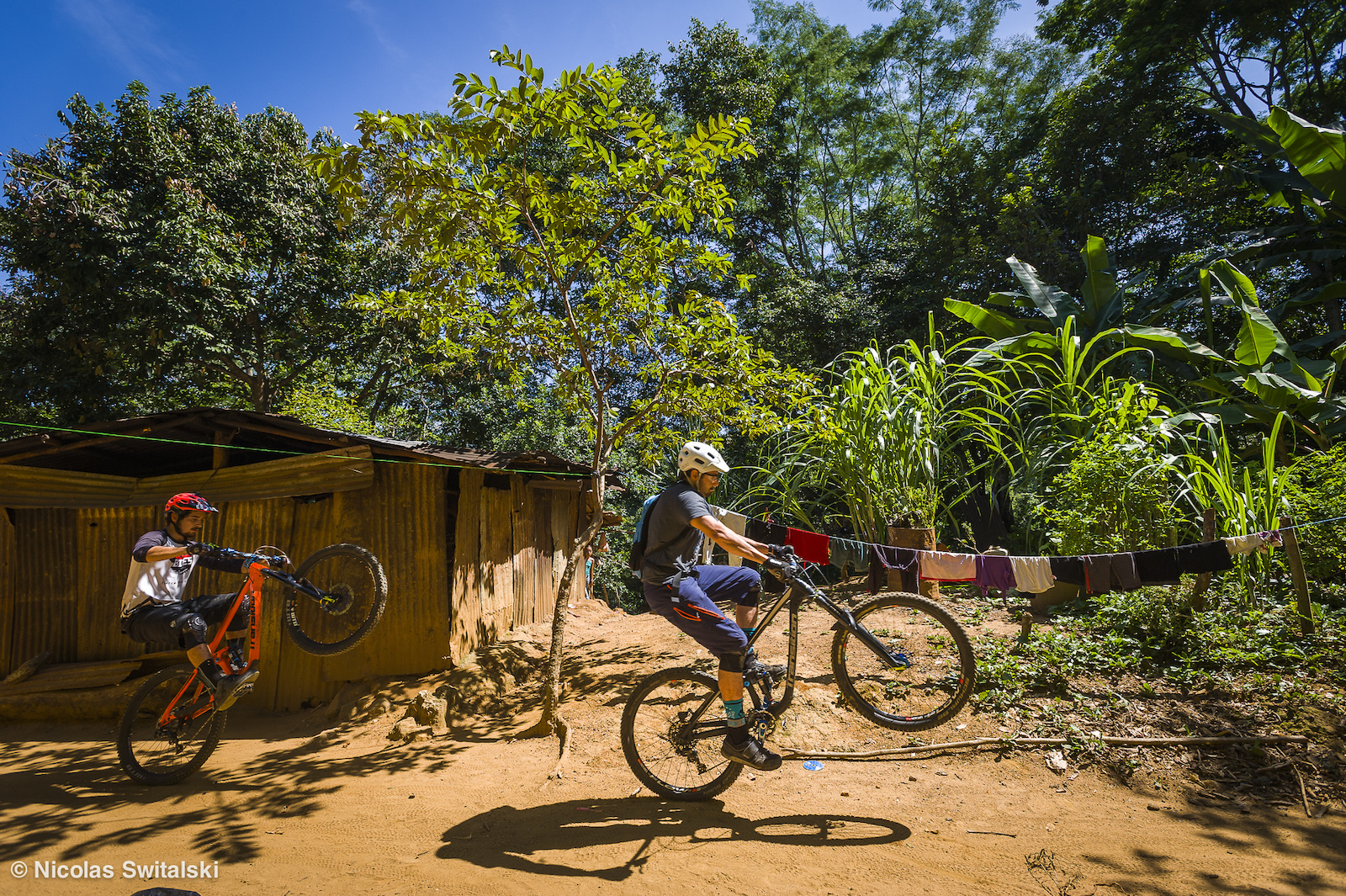 Photo Epic Riding Mexico s high mountain coffee trails