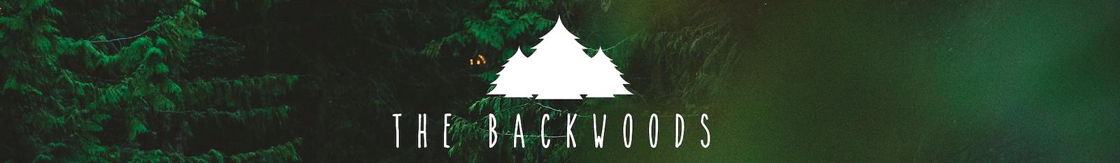 The Backwoods logo
