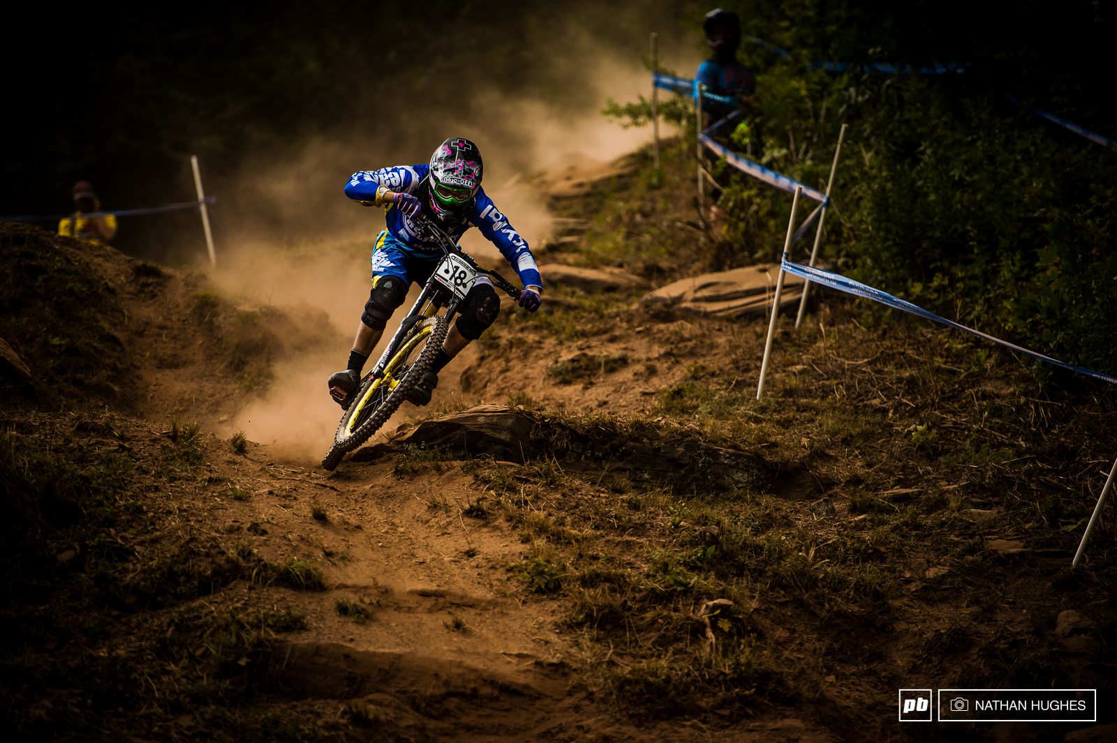 CRC had a cracker out here last season with the whole crew finishing in the top 10. Jones goes hunting for the repeat...