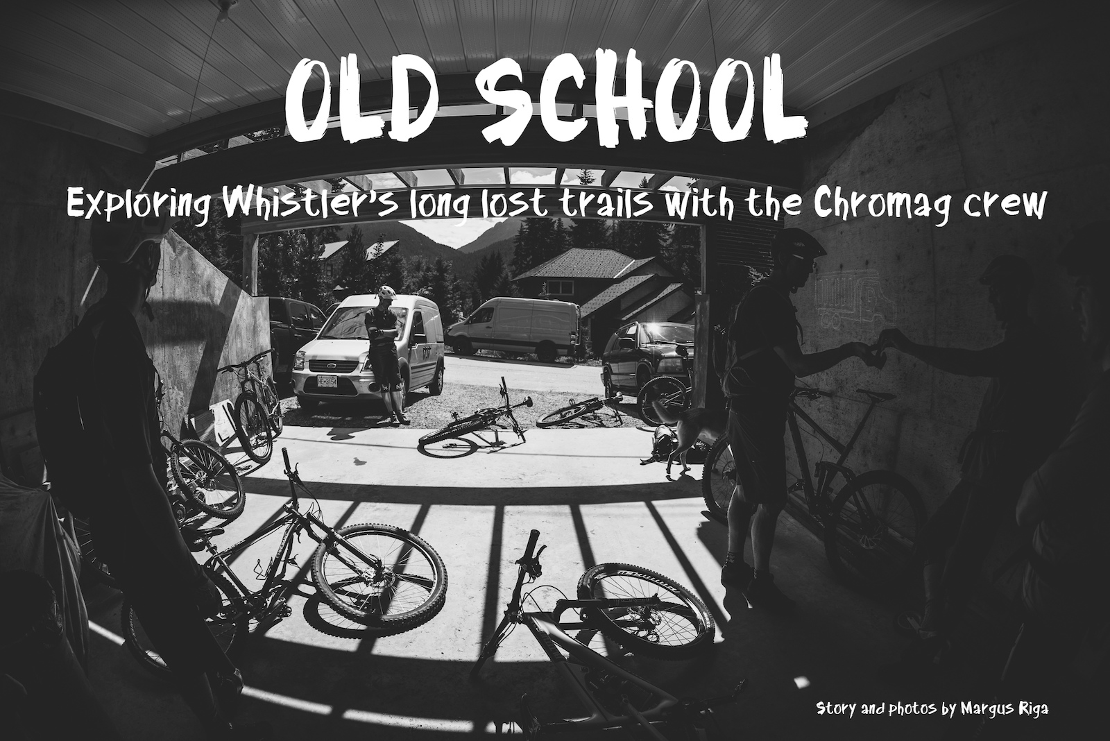 Old School - Chromag\'s Friday Rides in Whistler - Pinkbike
