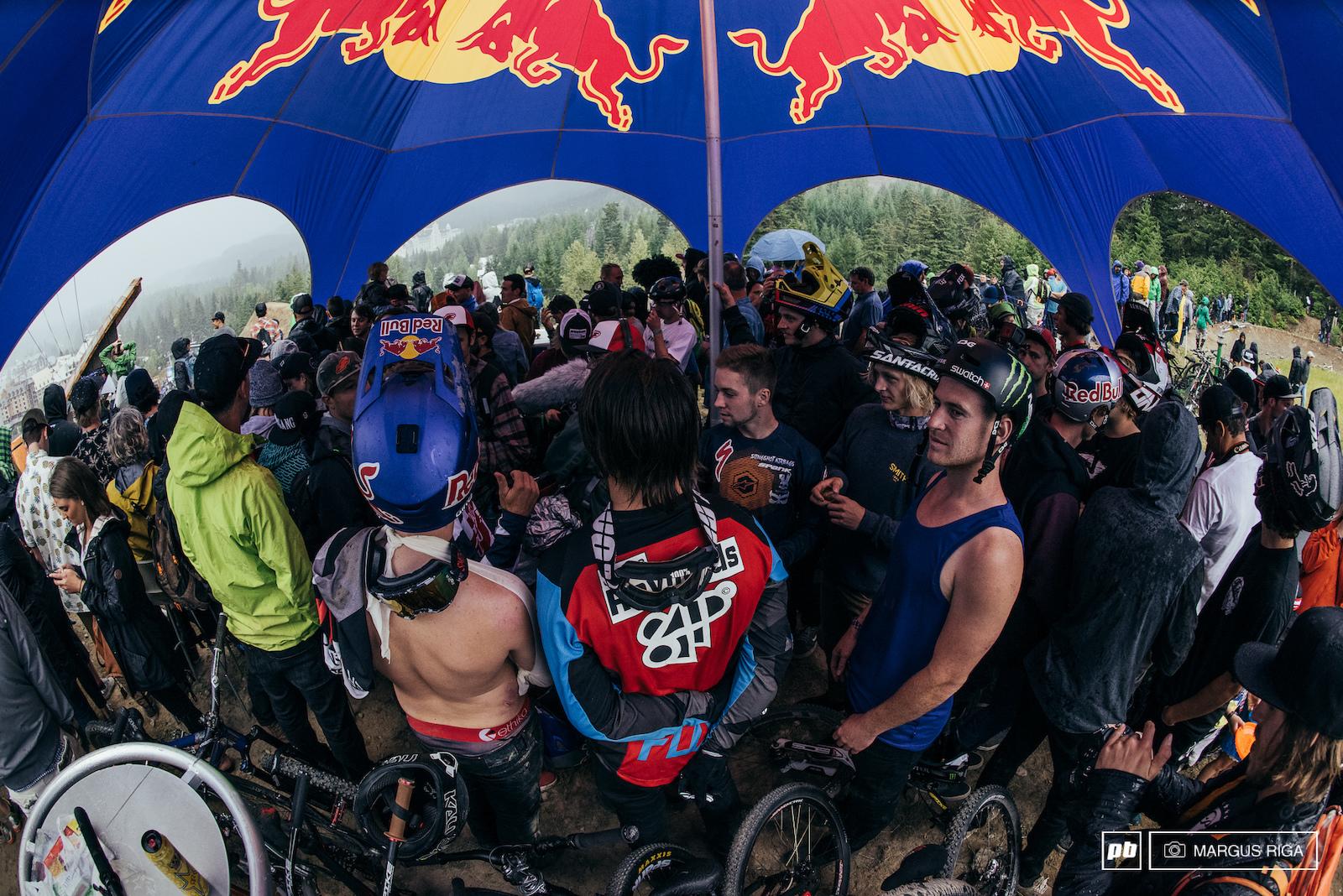 Red Bull Joyride Crankworx Whistler 2015