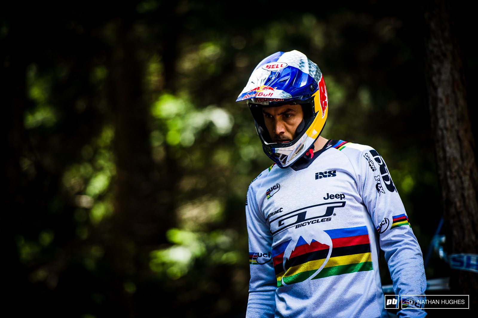 Gee Atherton wants to end a tough 2015 with a bang and get the confidence levels nice and high for Andorra when the time comes to defend his stripes.