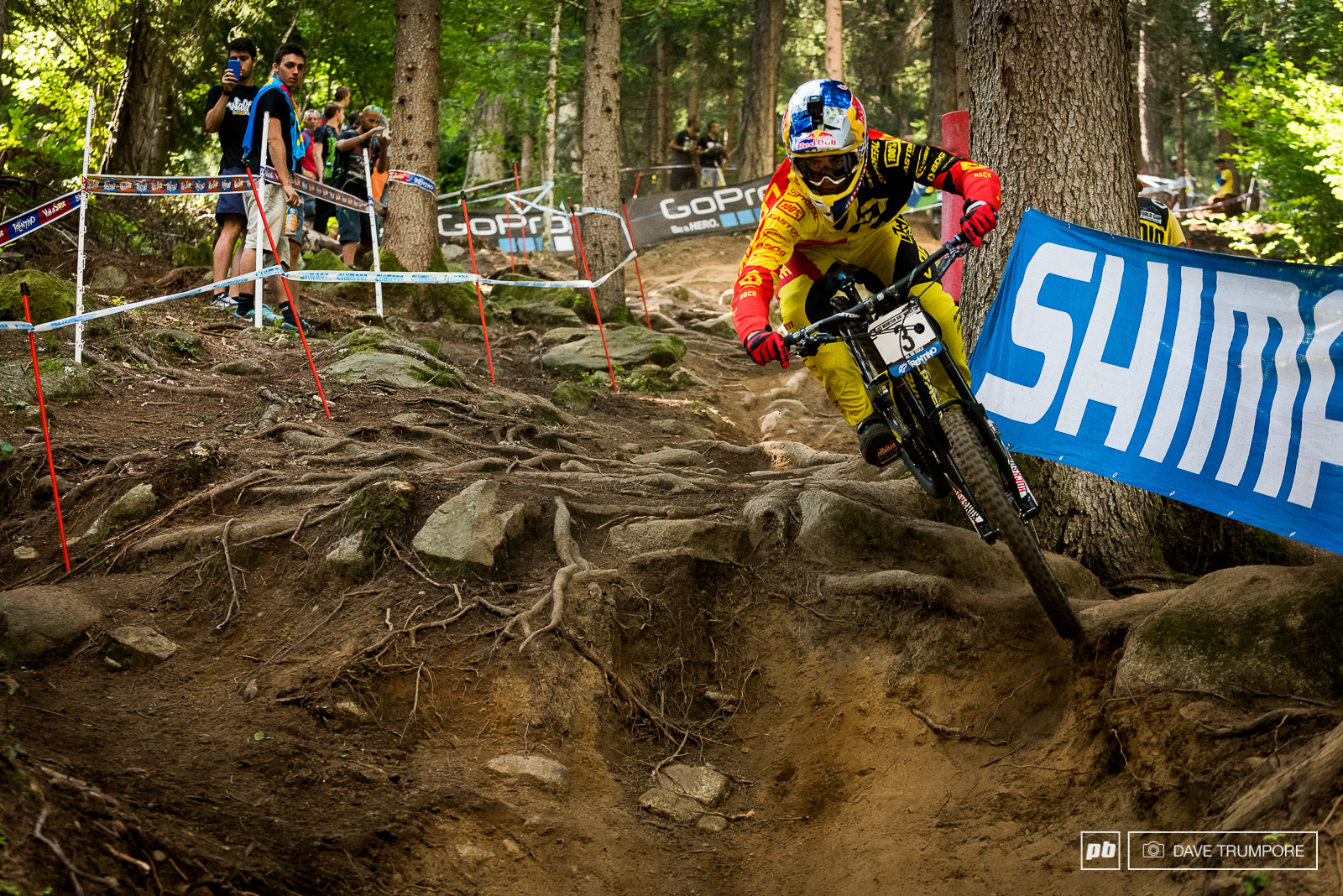 How many times can Loic Bruni come so close to winning a World Cup We recon that once he wins he is going to keep winning for a long time.