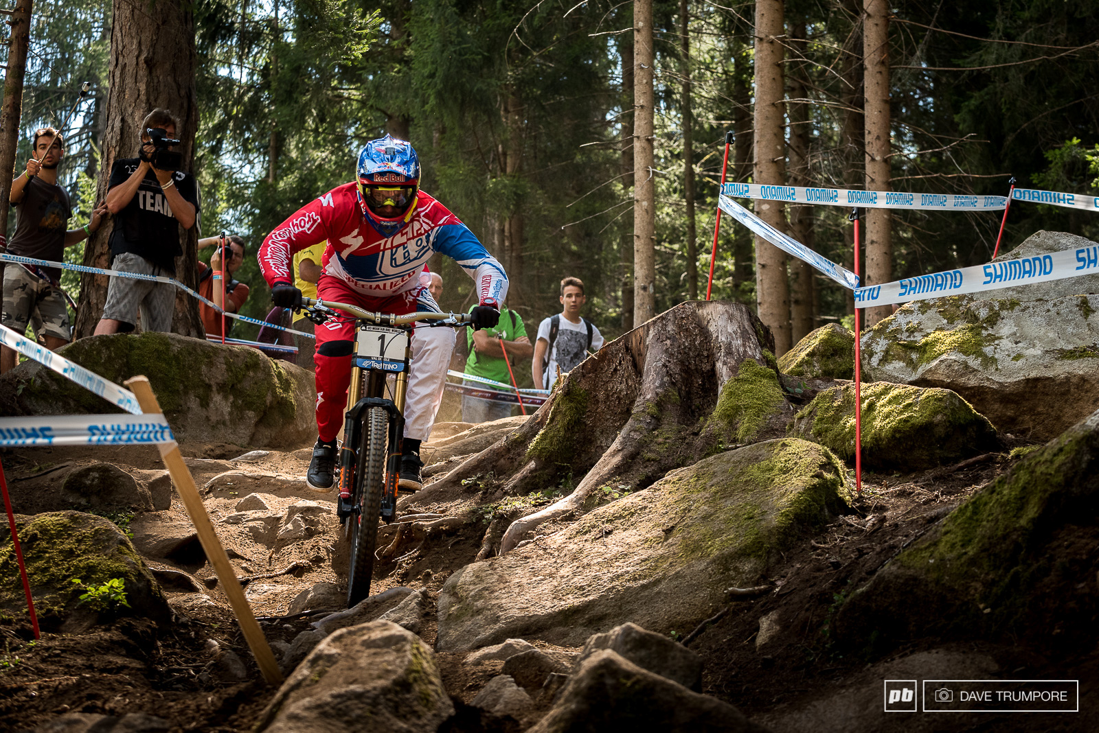 Aaron Gwin and another weekend of total domination. A deserving champ indeed.