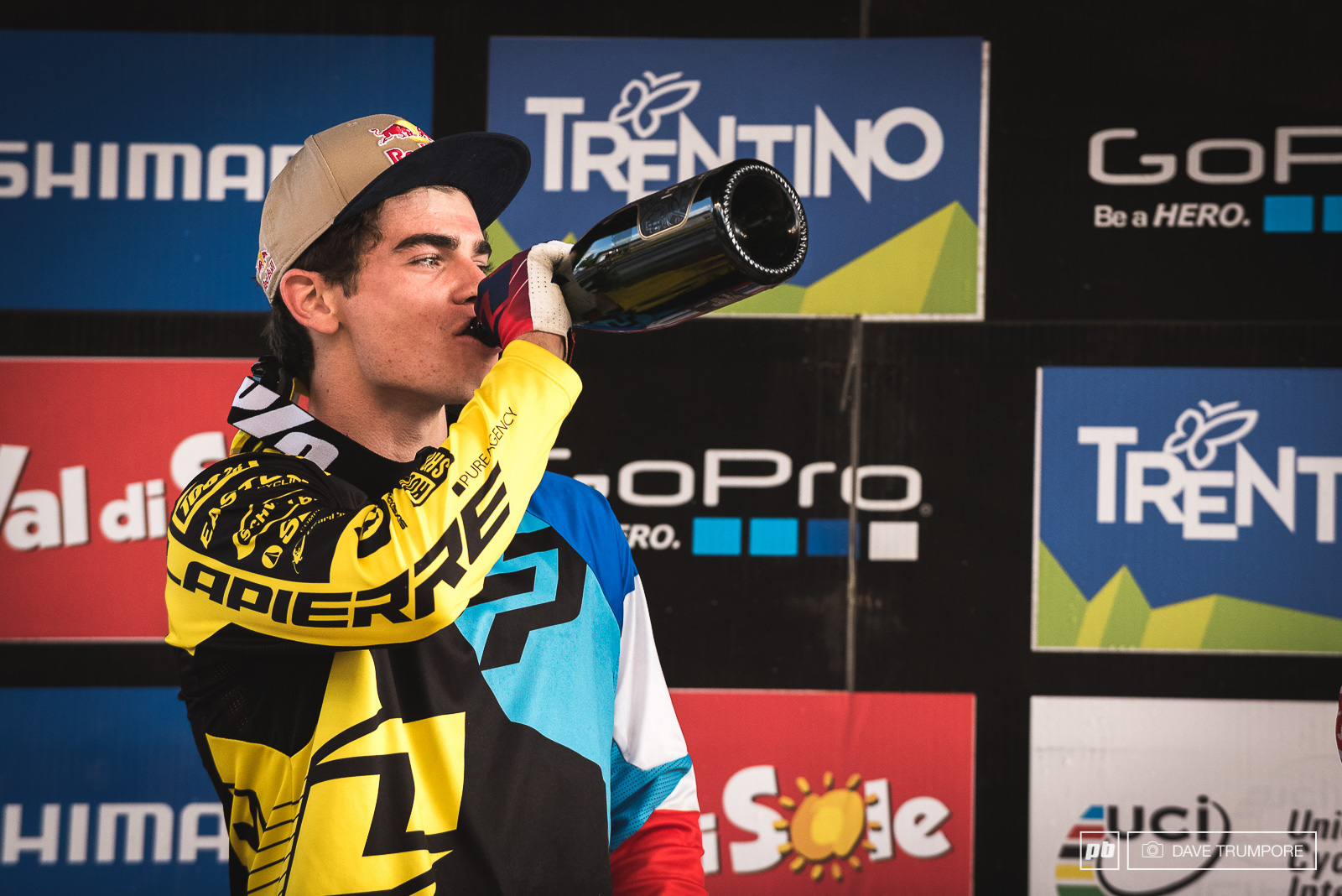 Drink up Loic... Your time will come very soon.