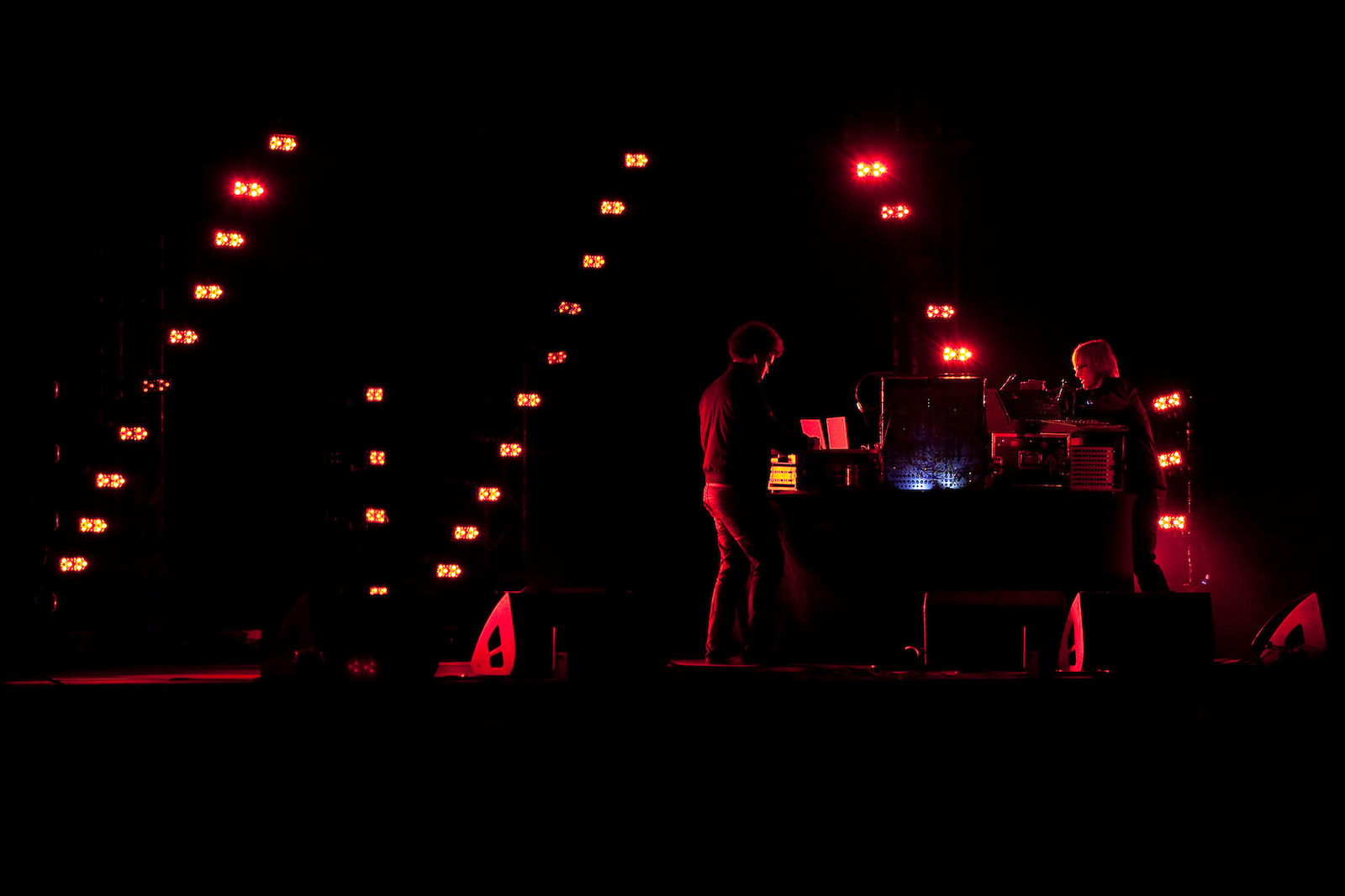 Simian Mobile Disco at Bestival