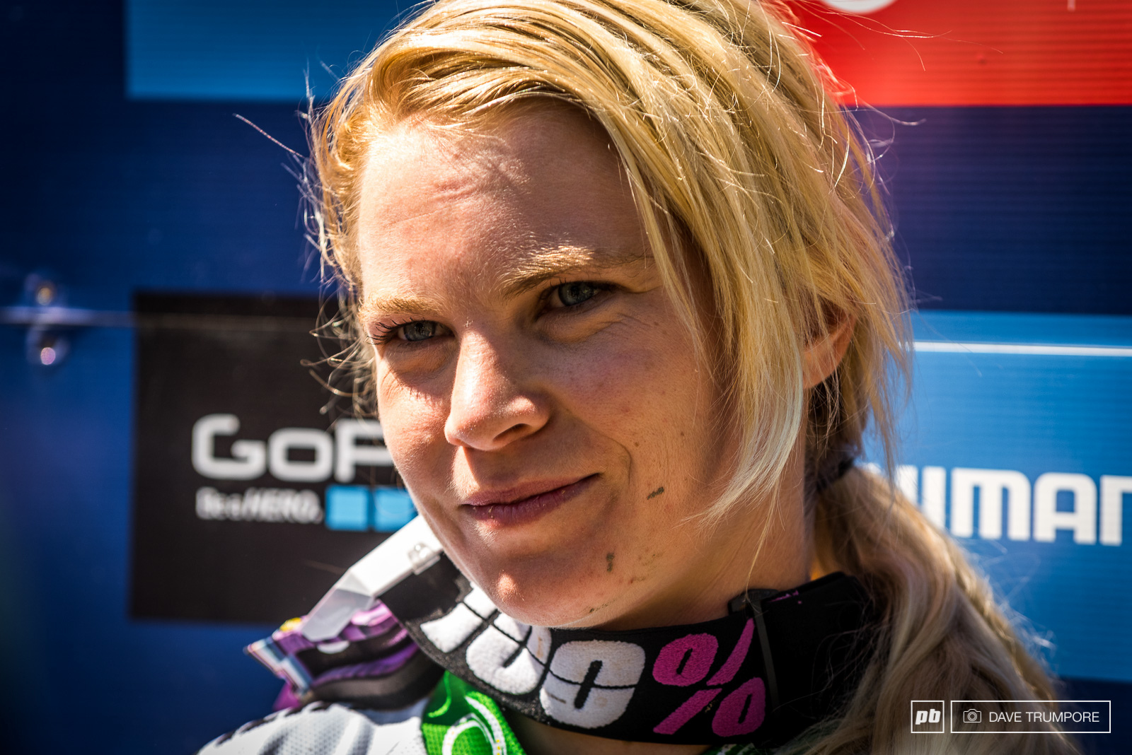 After a season that started so bright but then became complicated by injury Tracy Hannah ended on a high note here in Andorra.