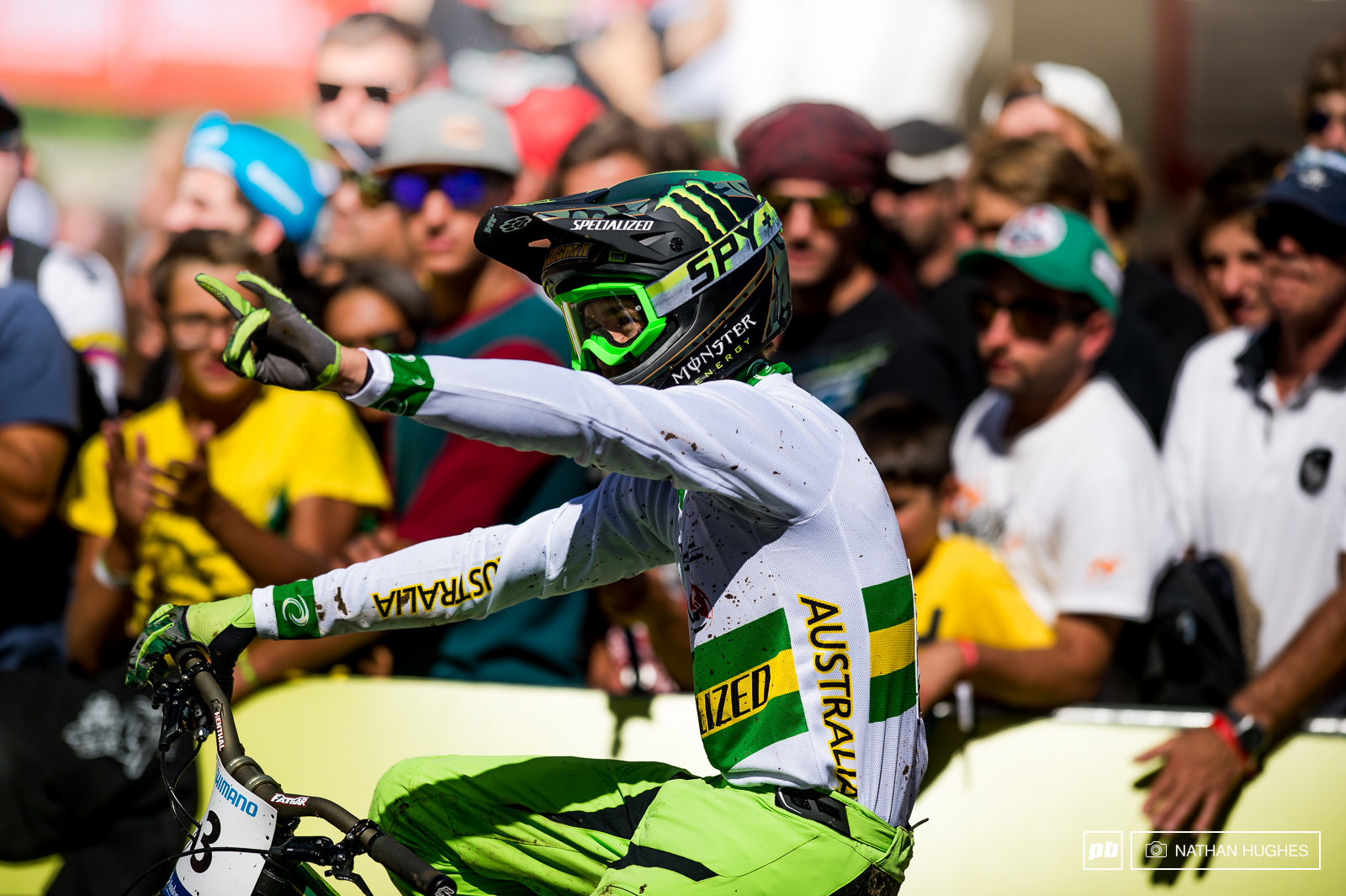 Still super stoked to on the week Troy s had a hell of a season.