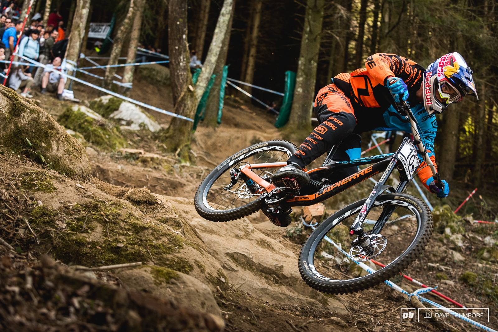 Loic started the year ranked 10th and finished as the World Champion.