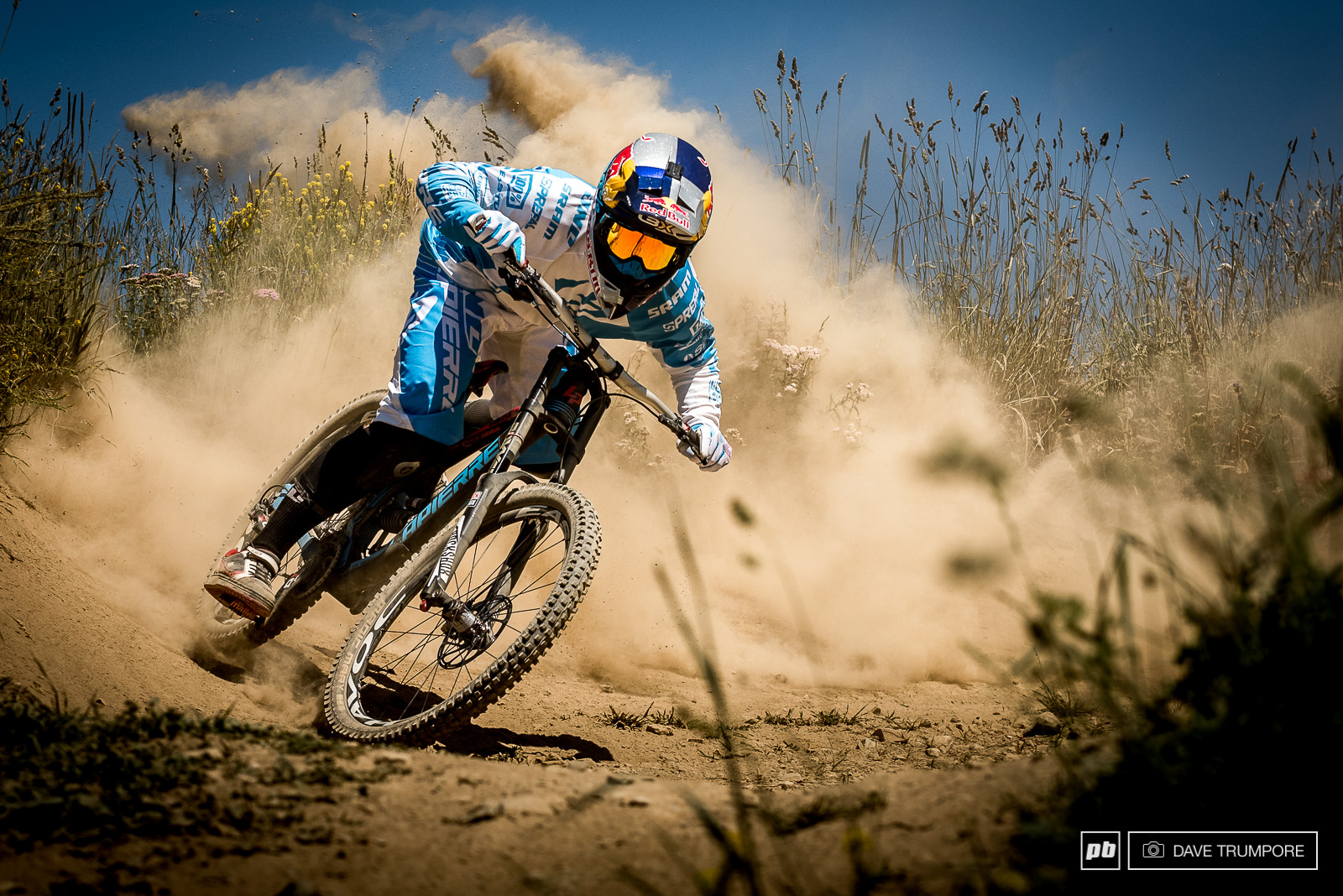 Shots from the Loic Bruni Interview by Dave Trumpore