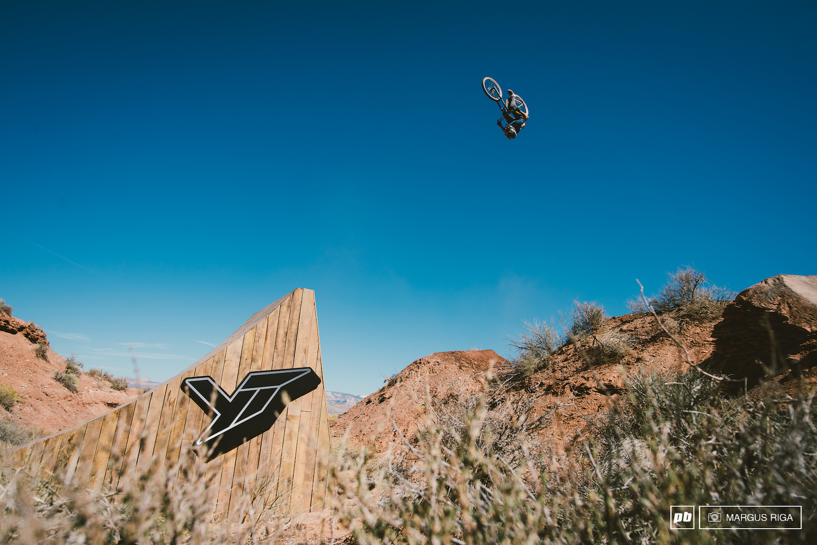 Reece Wallace flips the YT step-up.