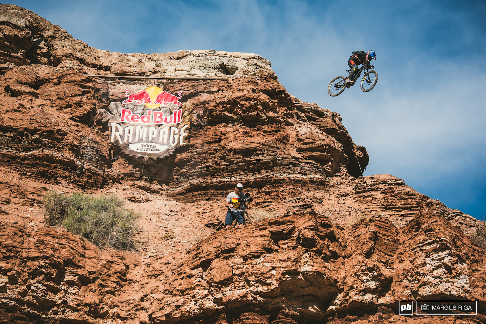 Anthony Messere s first Rampage. Probably not his last.