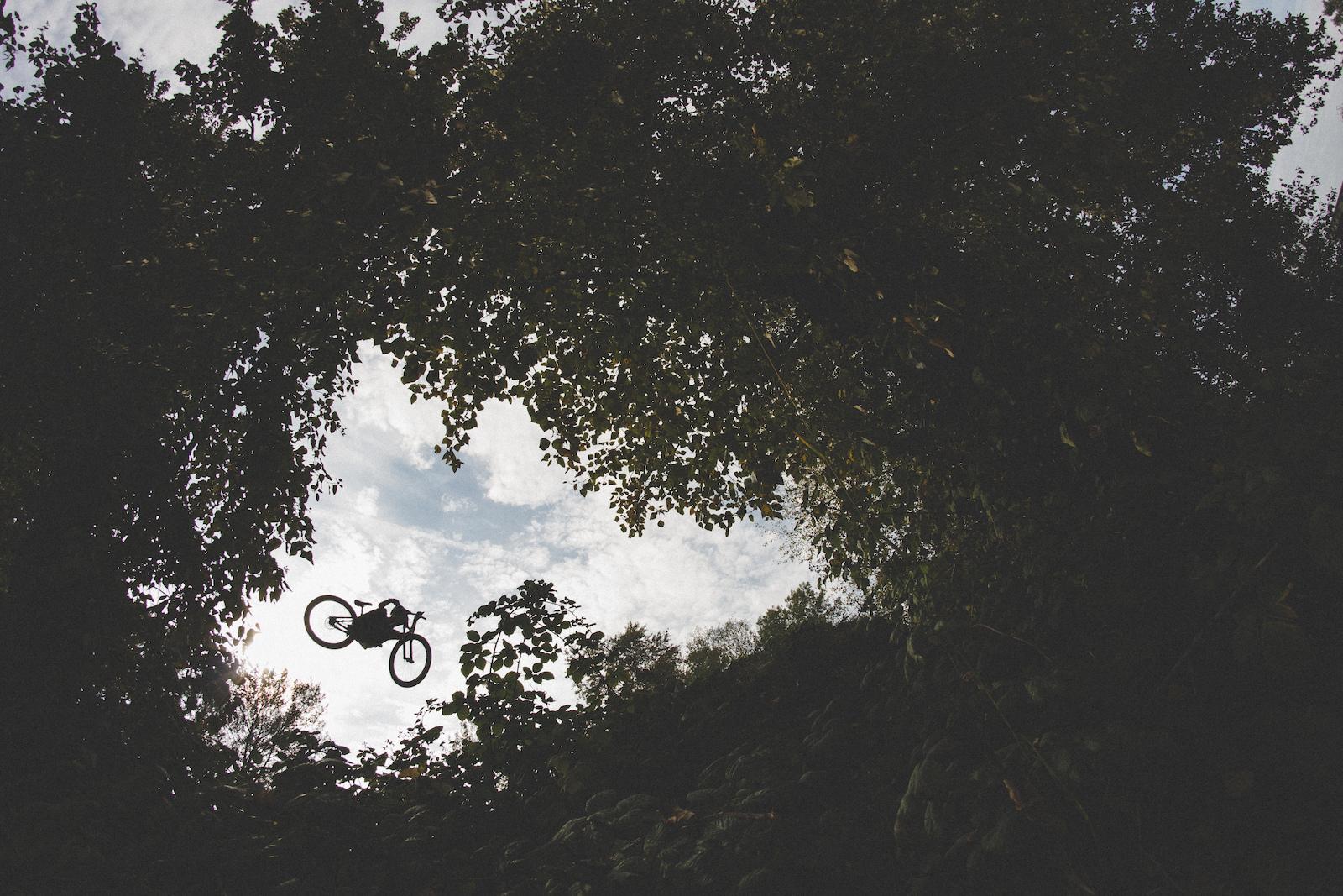 Dennis langenstam riding Vanier