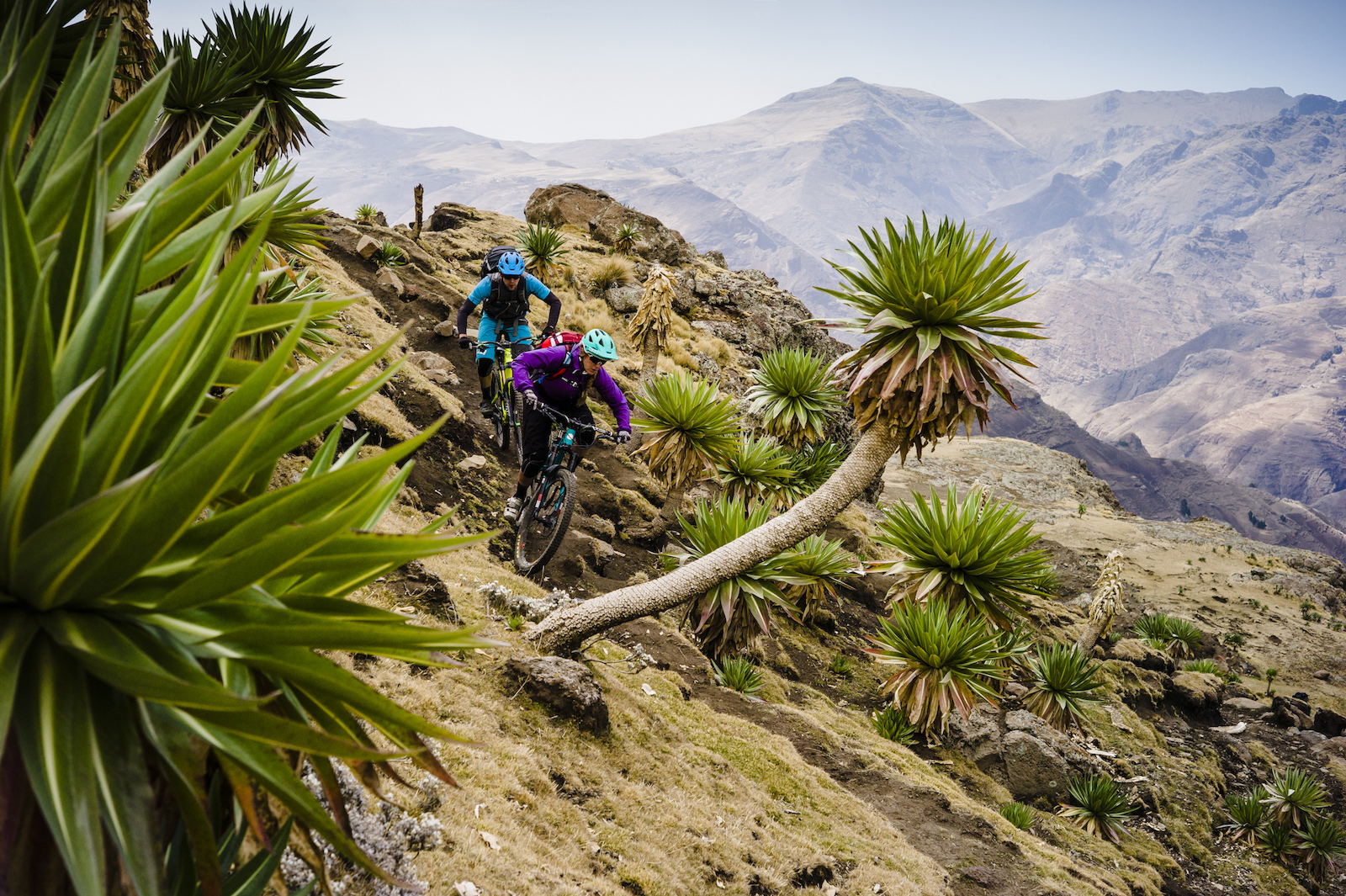 Images by Dan Milner from Giro s trip to Ethiopia.