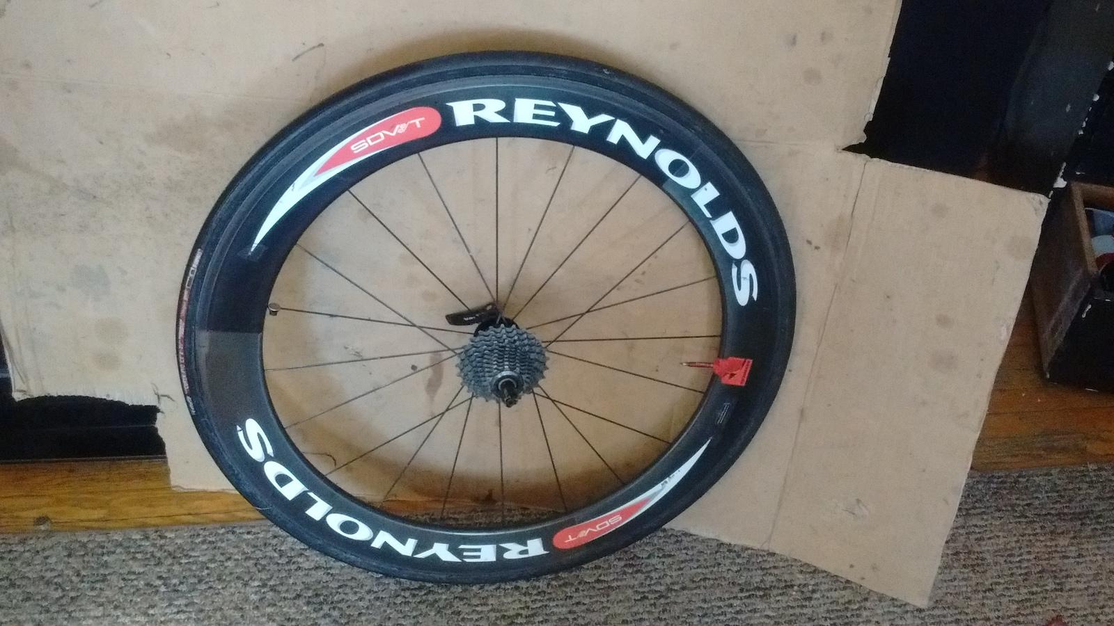 2015 Wheels Reynolds 66 Tubulars
