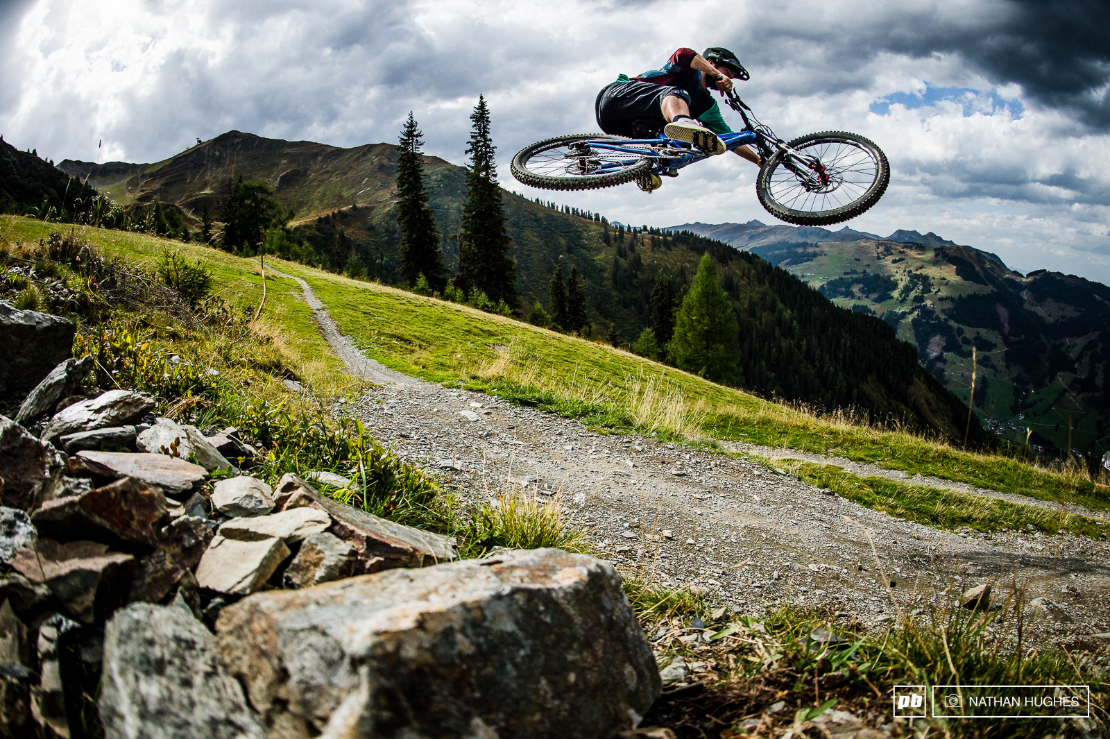 Return Of The Goat King A Saalbach Adventure With Timo Pritzel