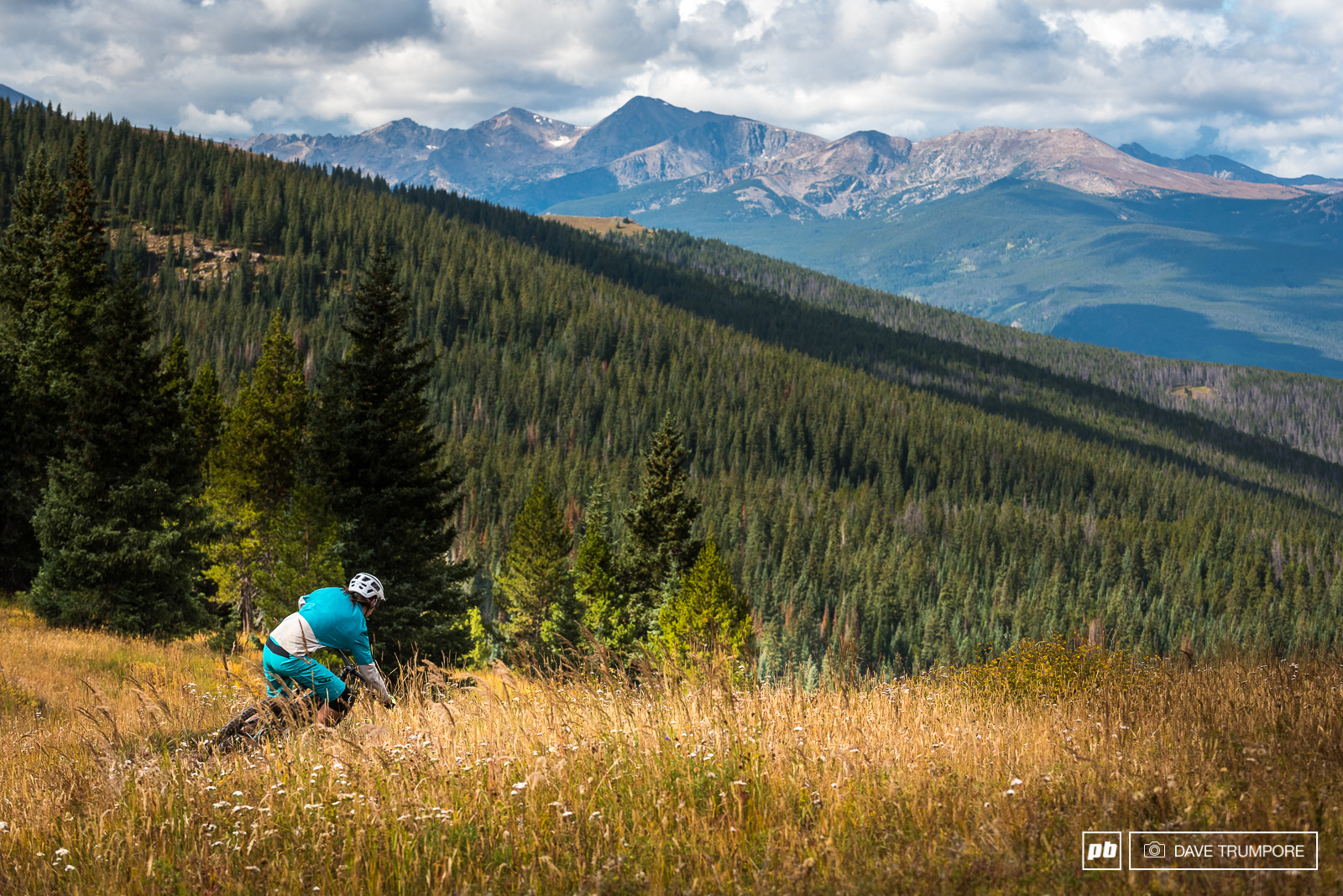 Ever wonder what it would be like to carve Vail Ski Resort s famous back bowls on your bike If so Two Elks is not to be missed.