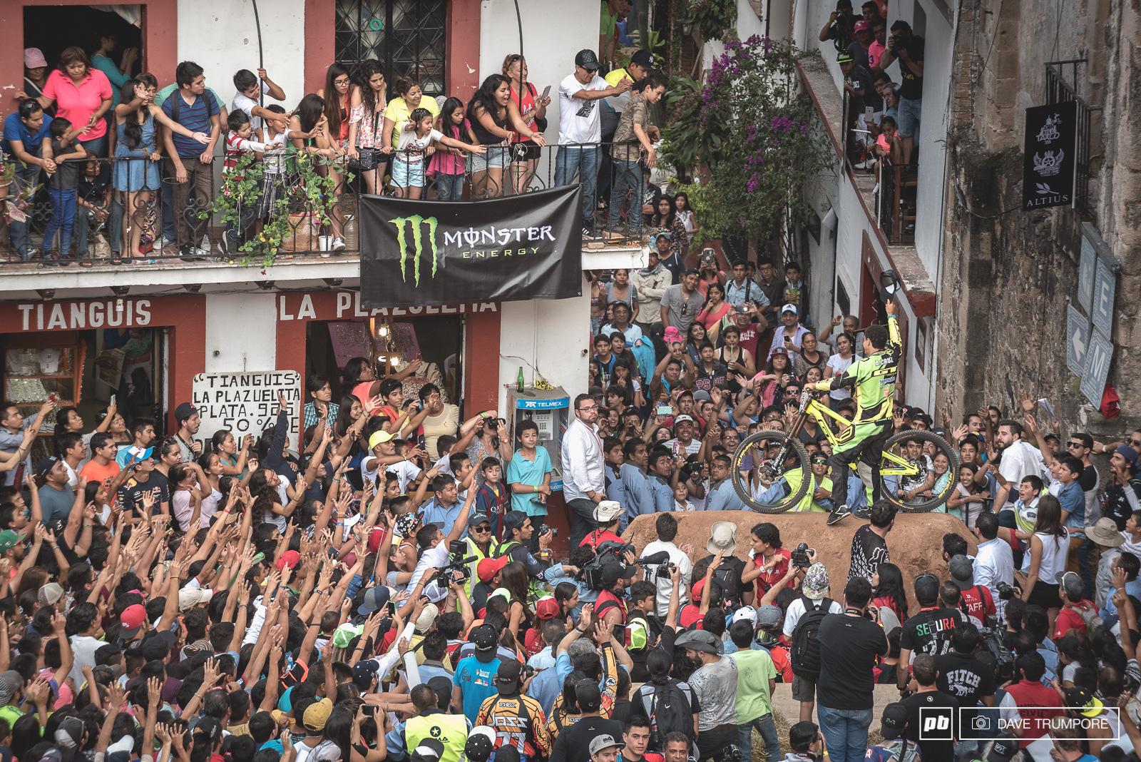 2015 Downhill Taxco