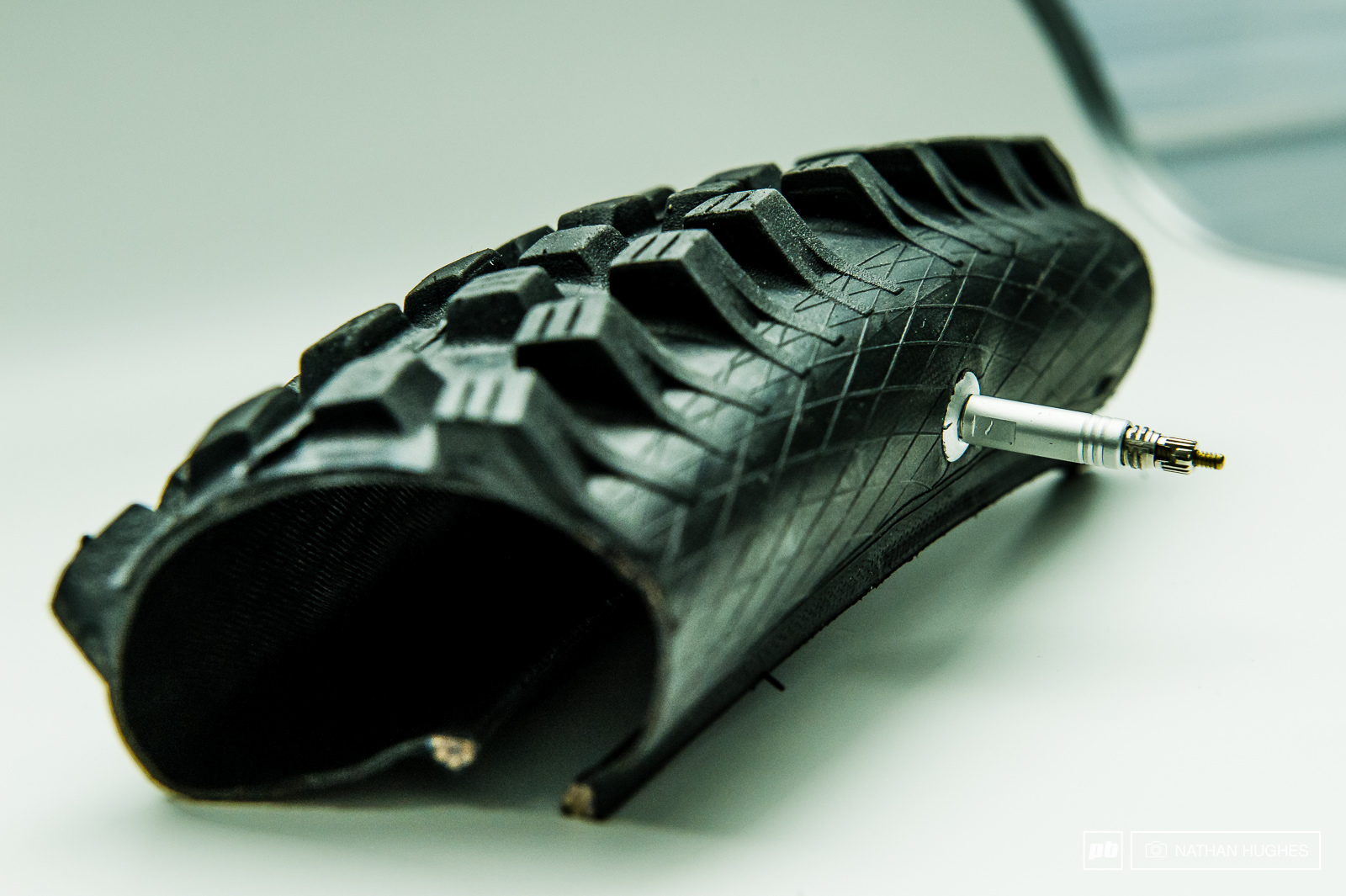 Images by Nathan Hughes for his article - Inside Schwalbe Tires - The Home Story