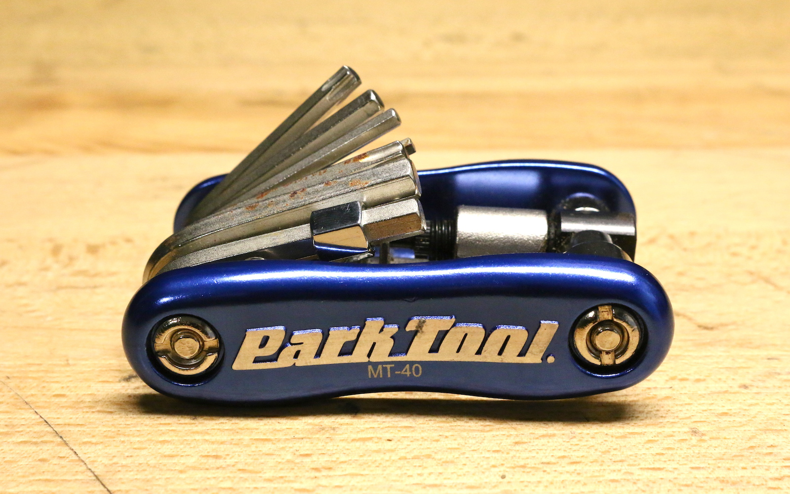 Park Tool MT-40 review test