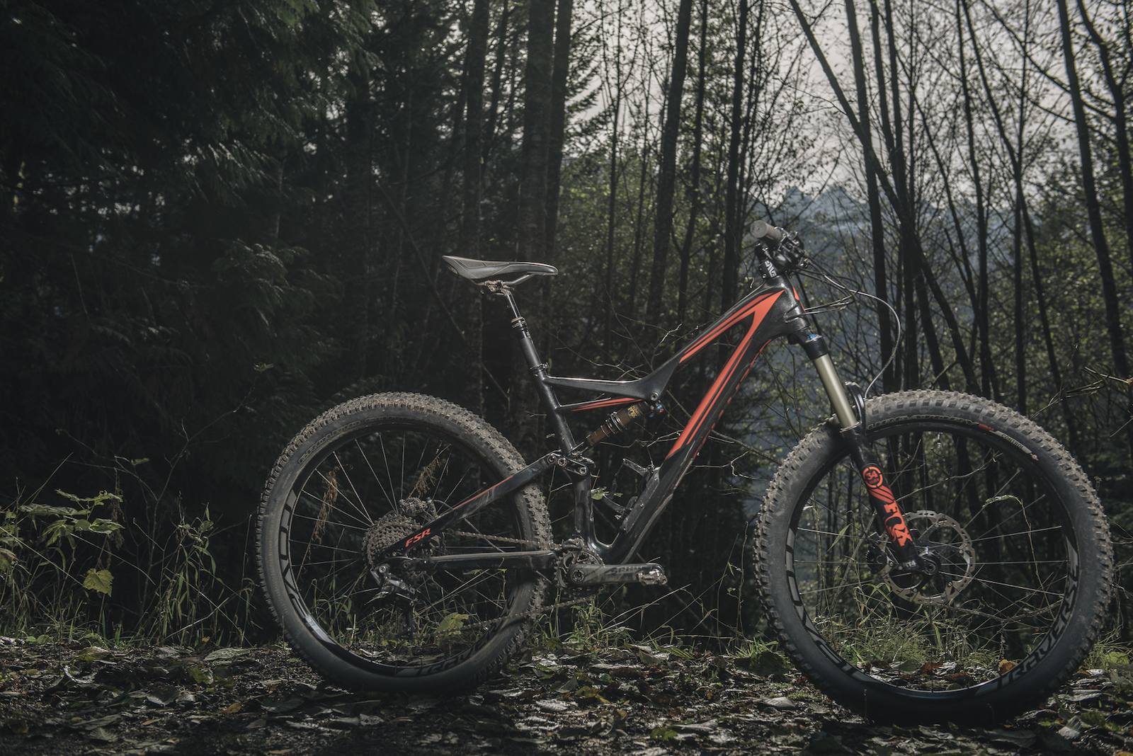 Specialized Stumpjumper FSR Expert Carbon 6Fattie - Review - Pinkbike