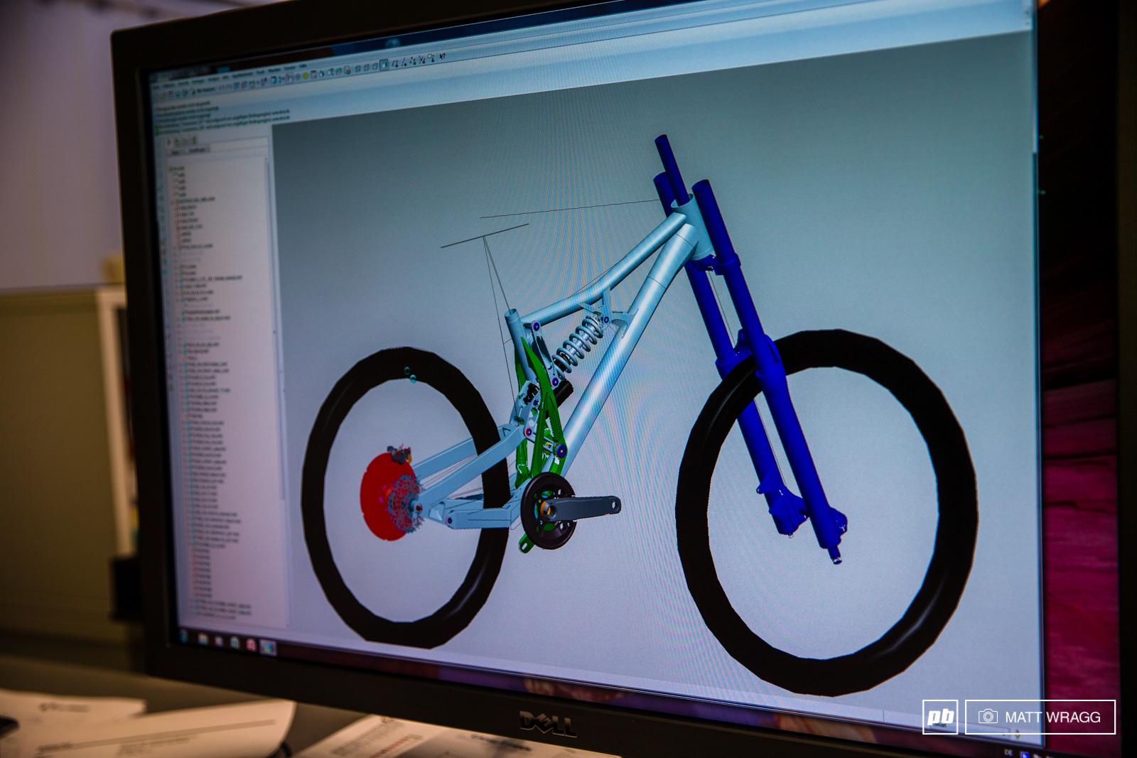 Michael Prell of Cube bikes